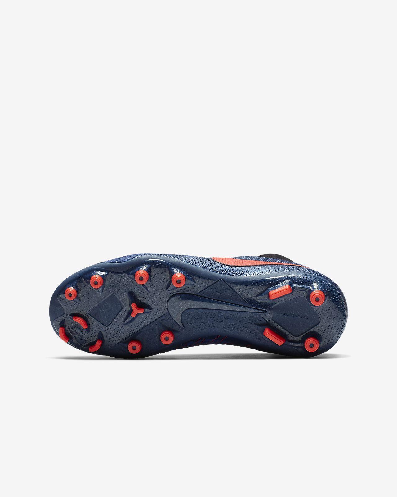 8437b5614 ... Nike Jr. Phantom Vision Elite Dynamic Fit MG Older Kids  Multi-Ground  Football