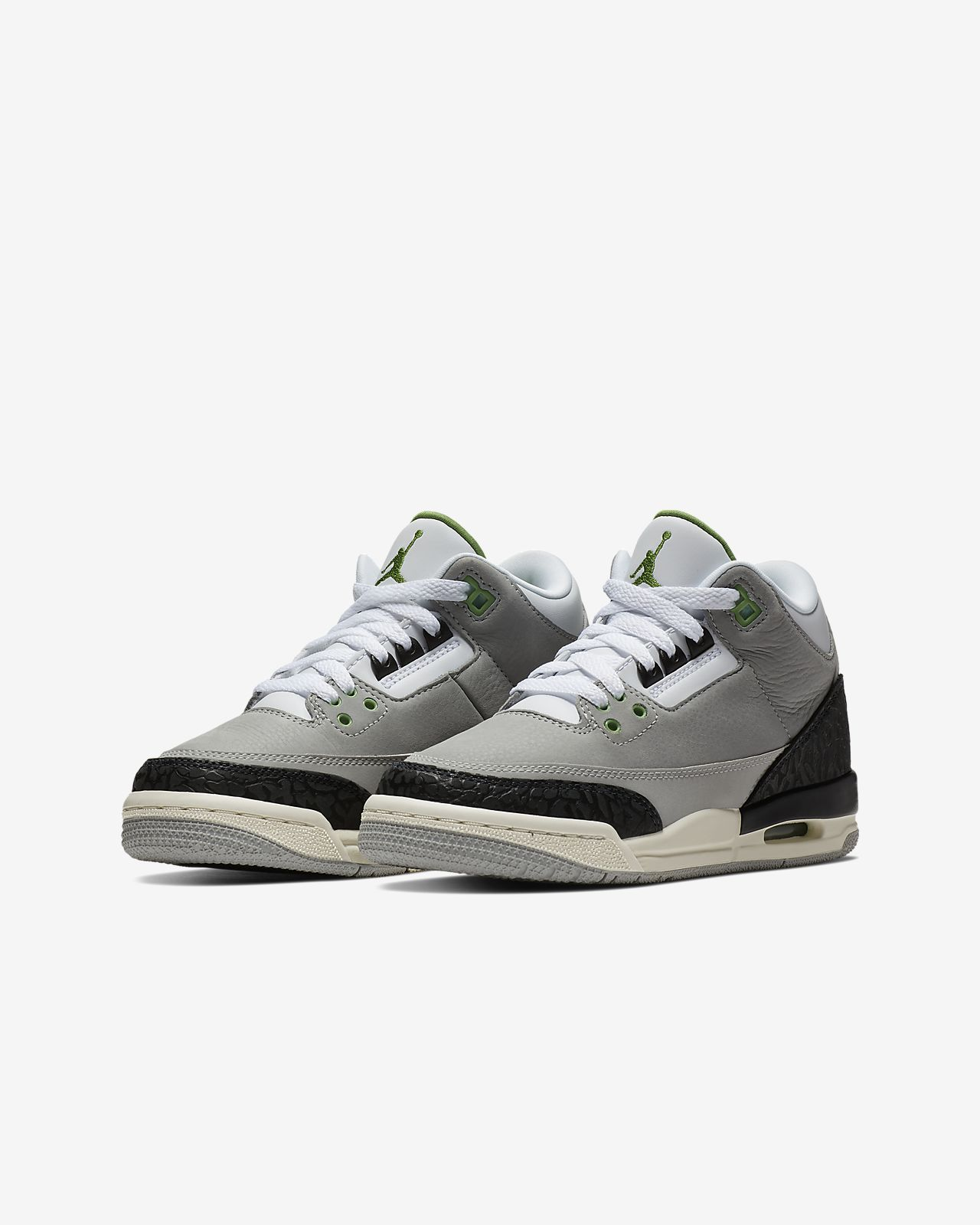 500183429addf3 Air Jordan 3 Retro Kids  Shoe. Nike.com VN