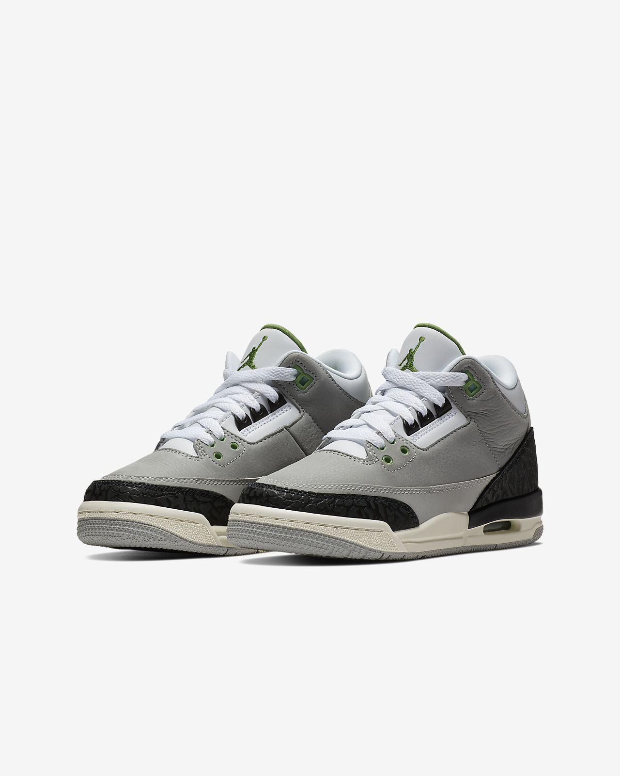 82bb123d3b650 Calzado para niños Air Jordan 3 Retro. Nike.com MX
