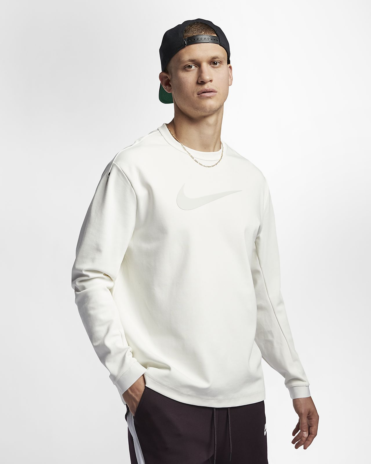 Nike Sportswear Tech Pack Men's Knit Crew