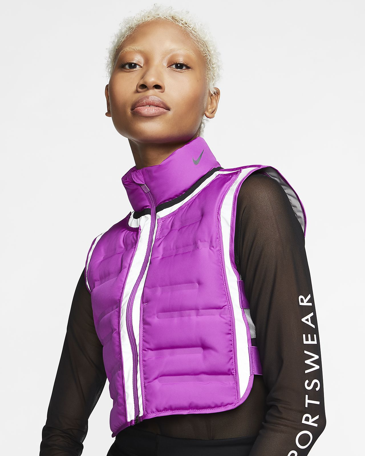 Nike AeroLoft City Ready Women's Running Gilet