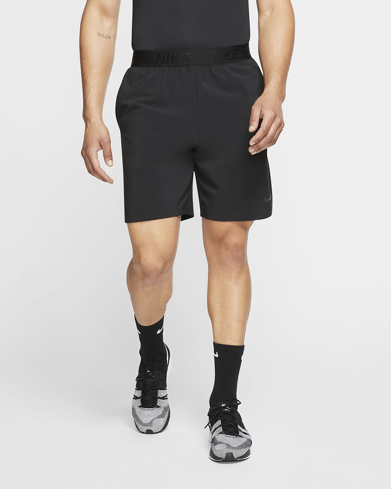 ... Nike Flex Herren-Trainingsshorts (ca. 20,5 cm)