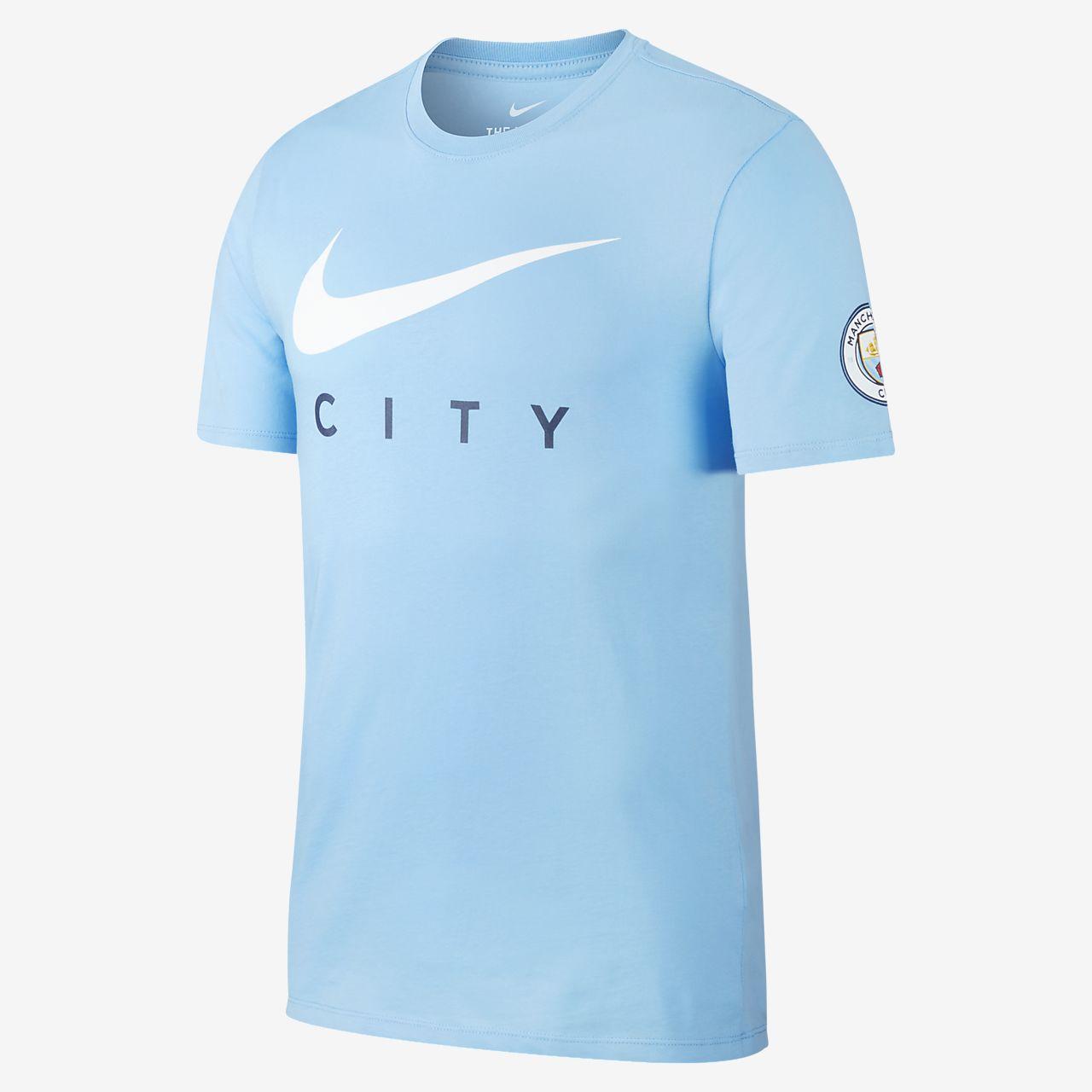 f6f6bd5199b Manchester City Men's T-Shirt. Nike.com ZA