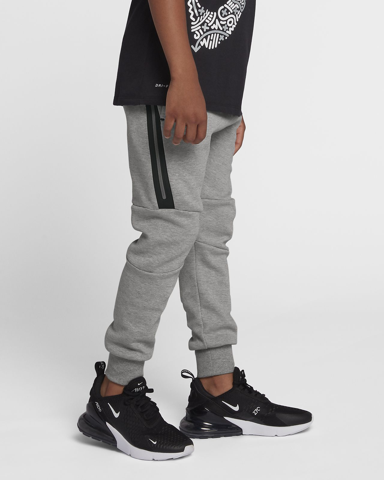 Nike Sportswear Older Kids' Tech Fleece Trousers