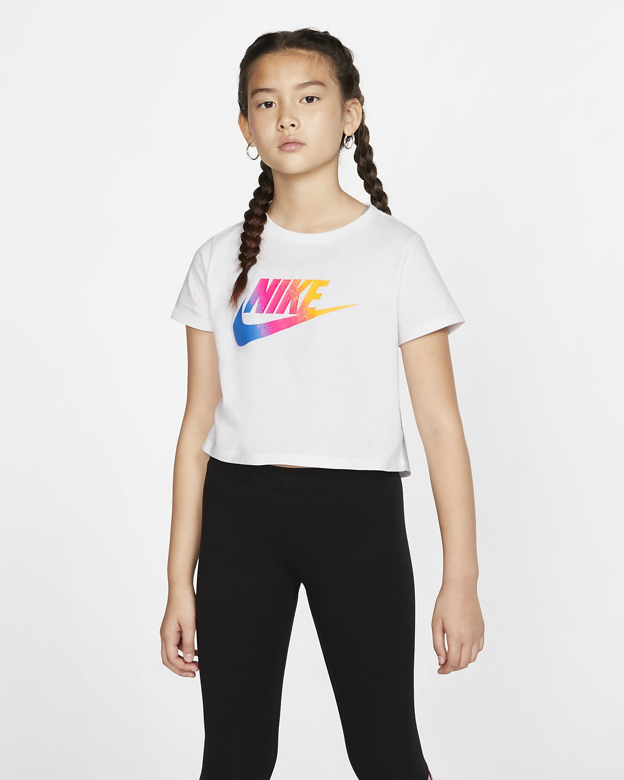 T-shirt corta Nike Sportswear - Ragazza