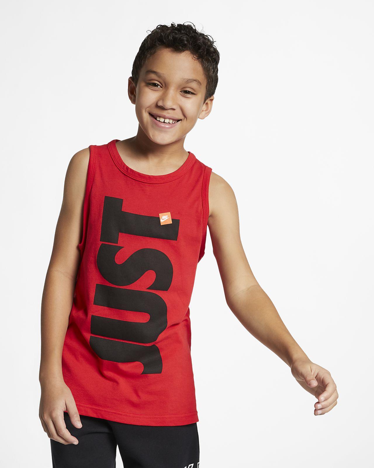 Nike Sportswear Just Do It Samarreta de tirants - Nen