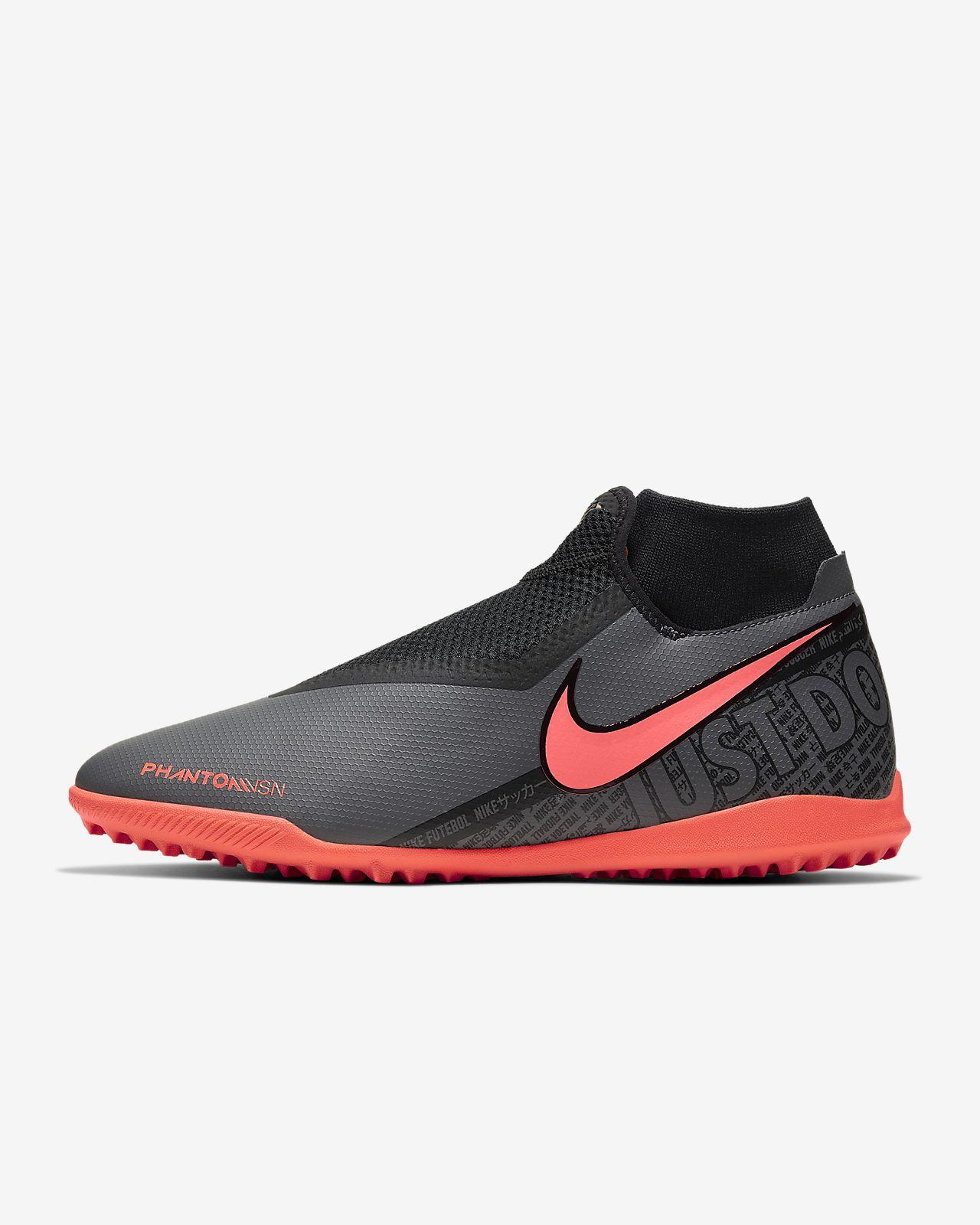 Calzado de fútbol para césped deportivo artificial (turf) Nike Phantom Vision Academy Dynamic Fit TF