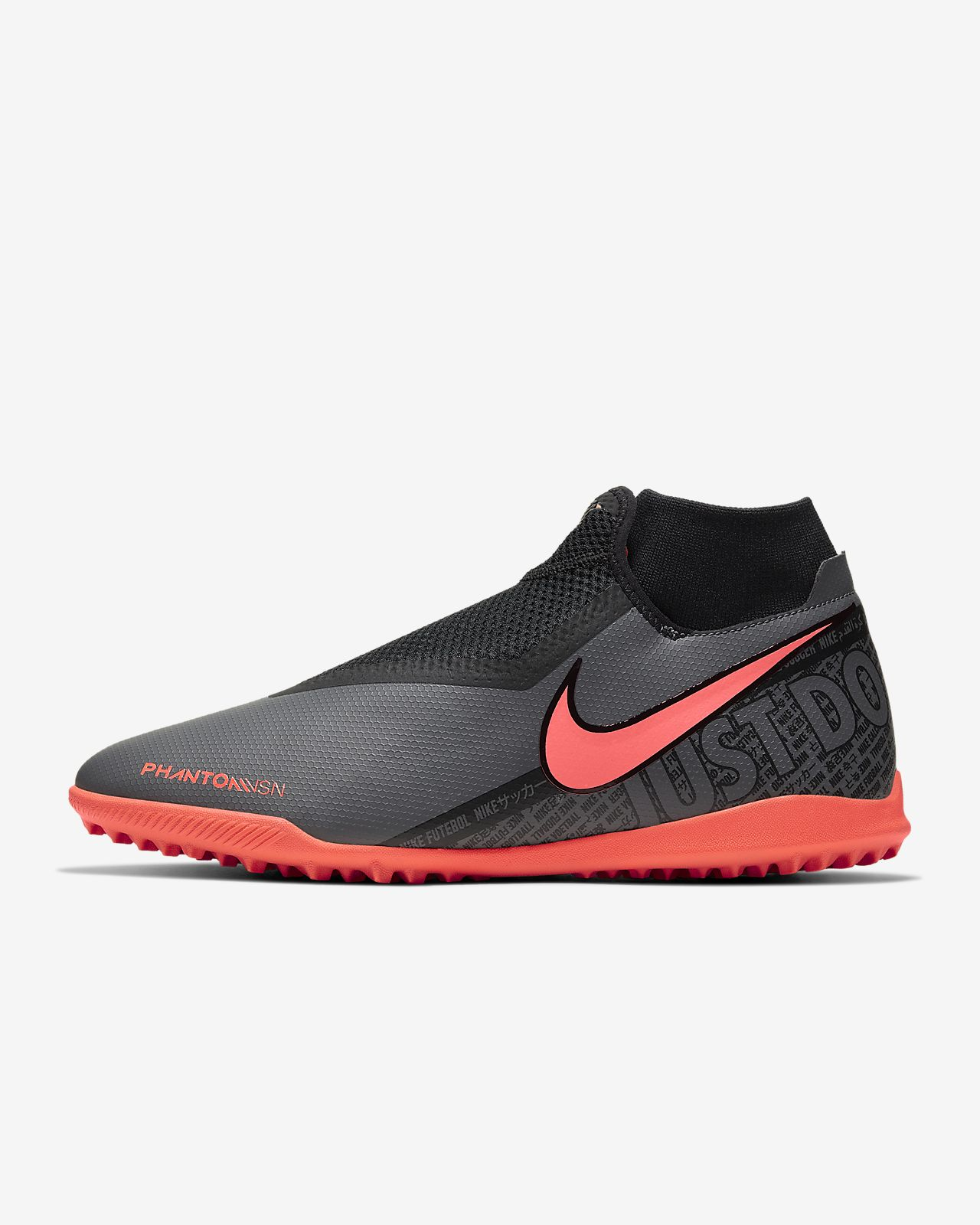 Chaussure de football pour surface synthétique Nike Phantom Vision Academy Dynamic Fit TF