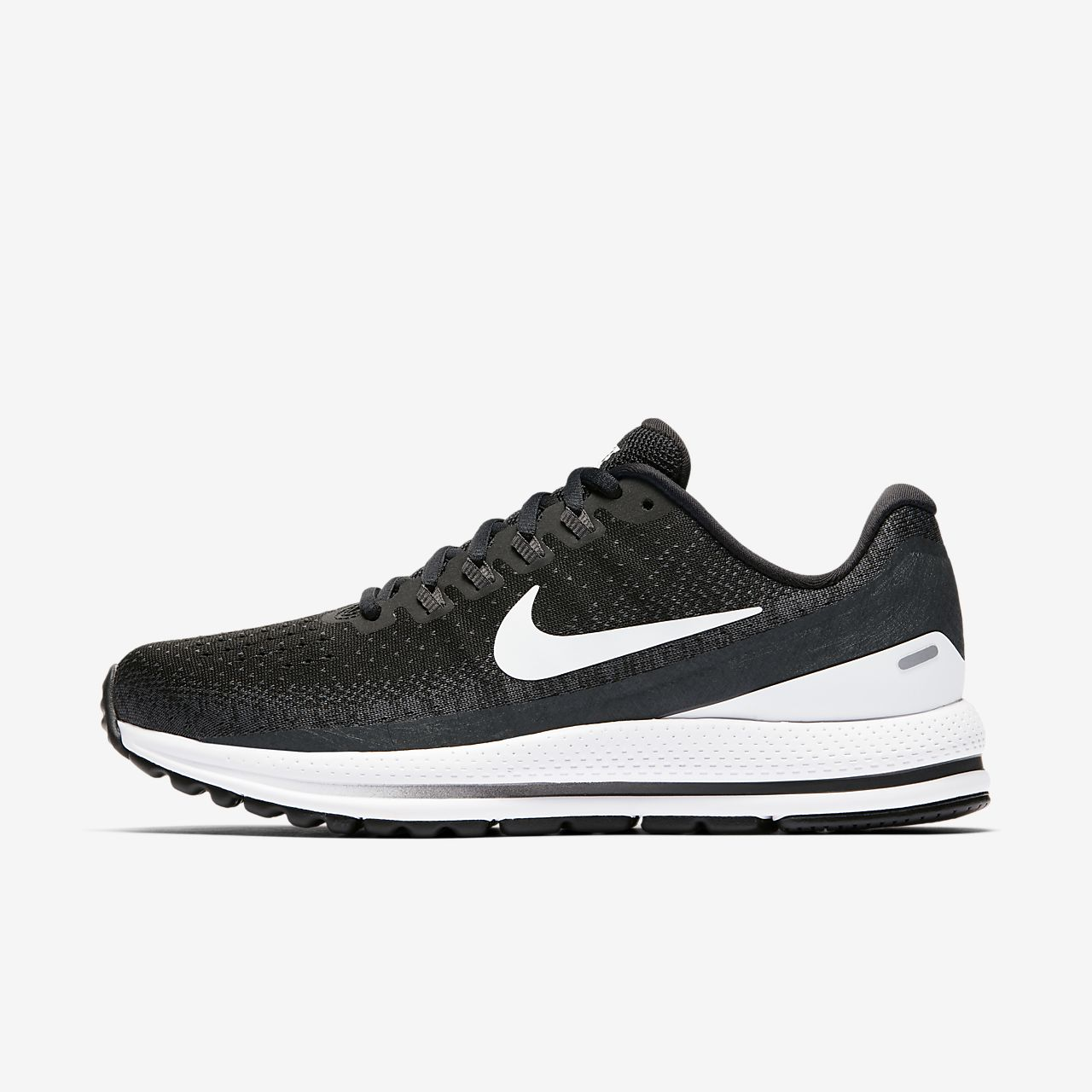 Nike Air Zoom Vomero 13 Women's Running Shoes Black/White pX4158X