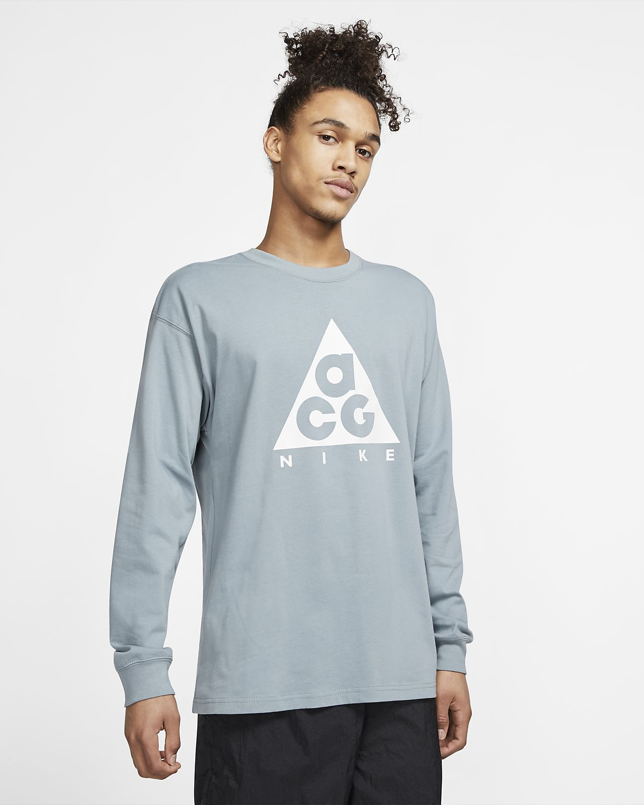 Nike ACG T-shirt met lange mouwen voor heren