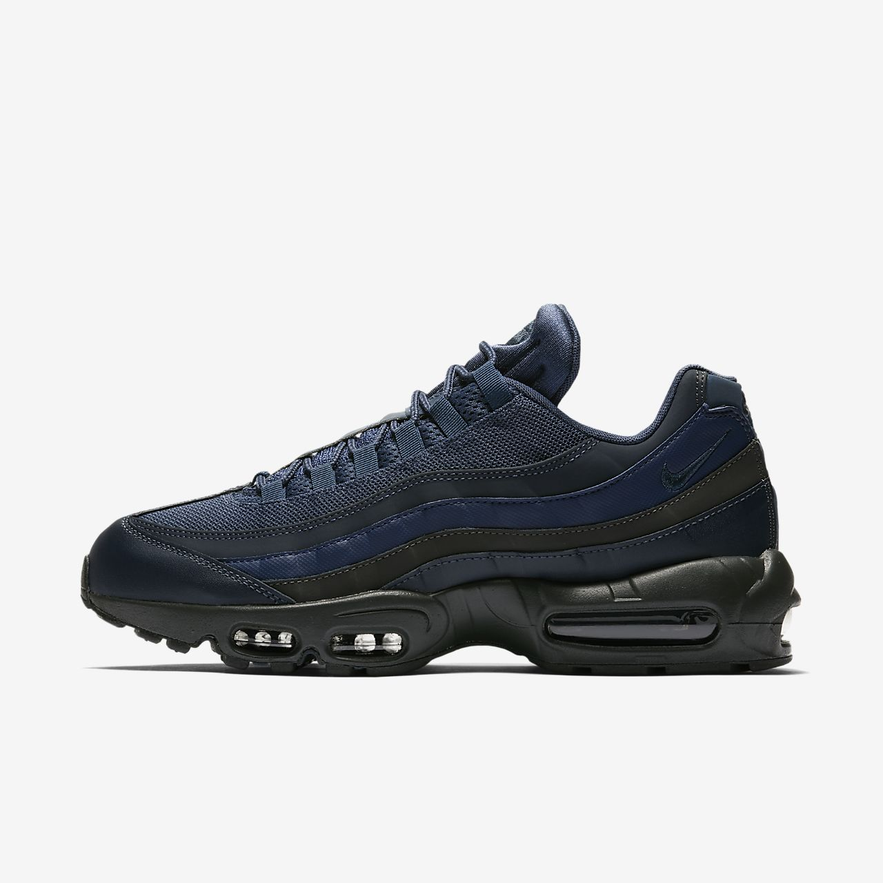 innovative design 9e636 934da Men s Shoe. Nike Air Max 95 Essential