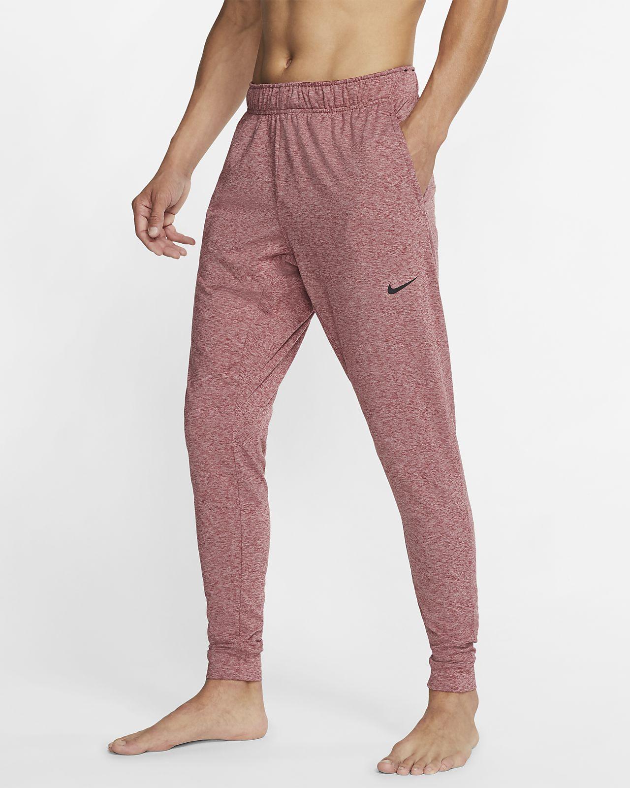 Pánské kalhoty na jógu Nike Dri-FIT