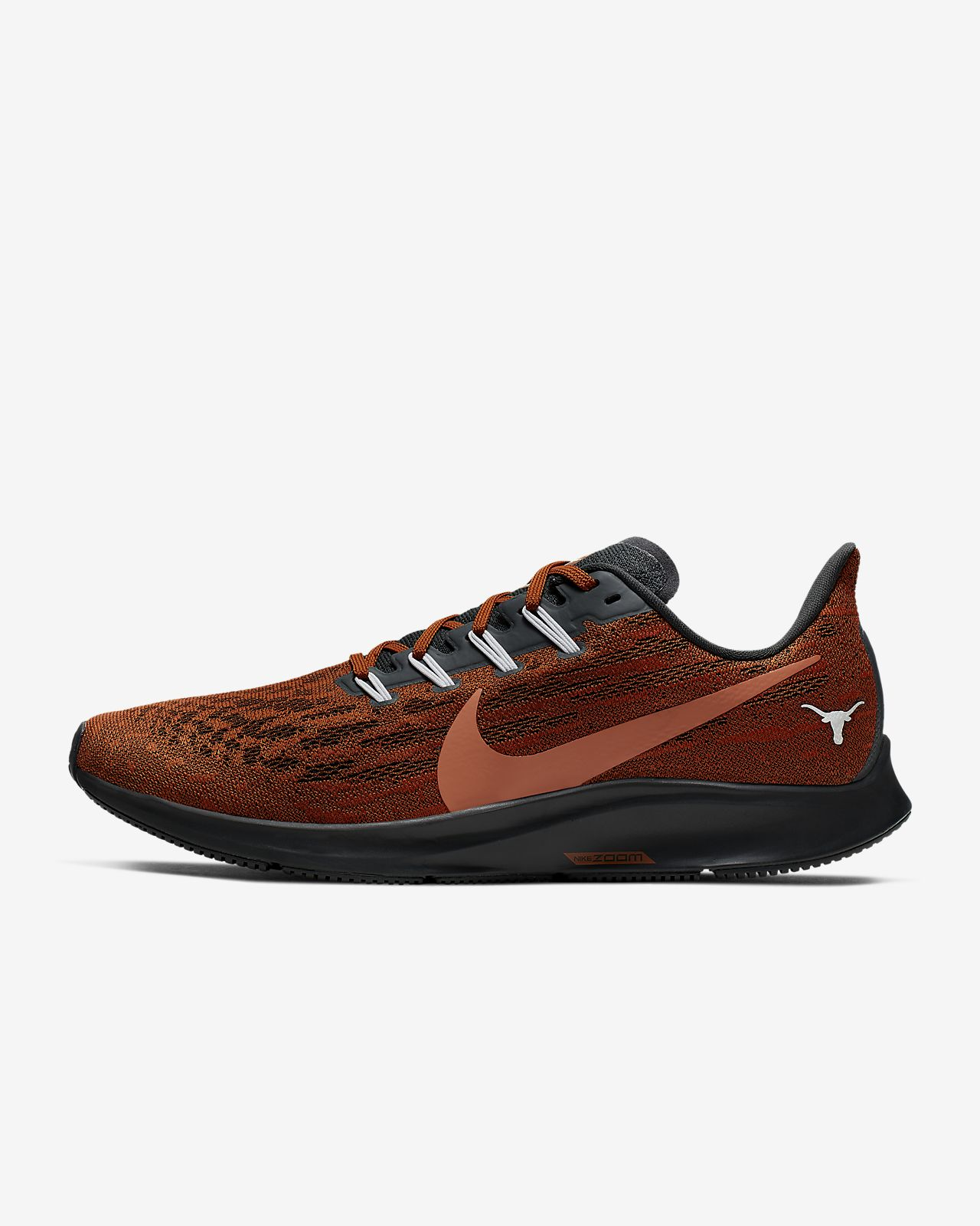 Nike Air Zoom Pegasus 36 (Texas) Men's Running Shoe
