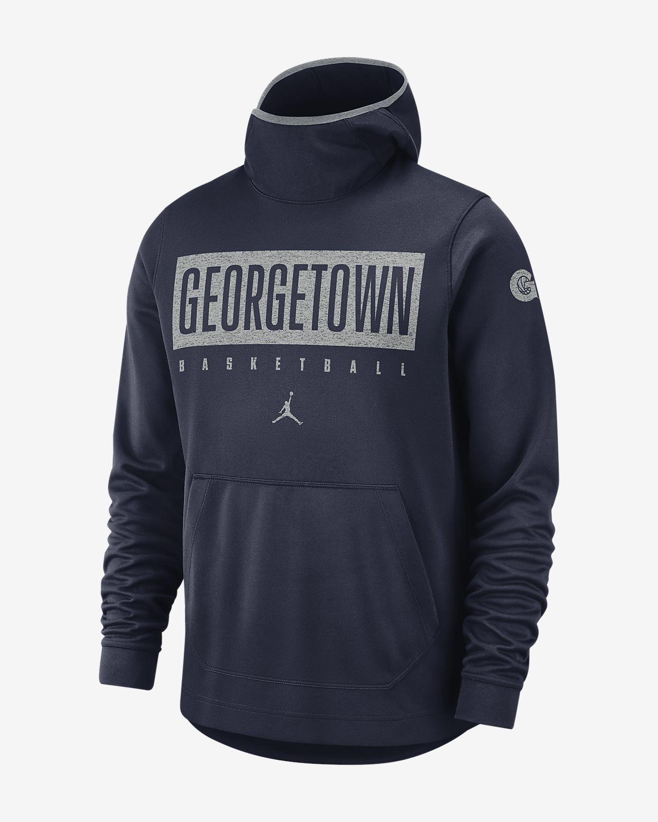 Jordan College Spotlight (Georgetown) Men's Pullover Hoodie