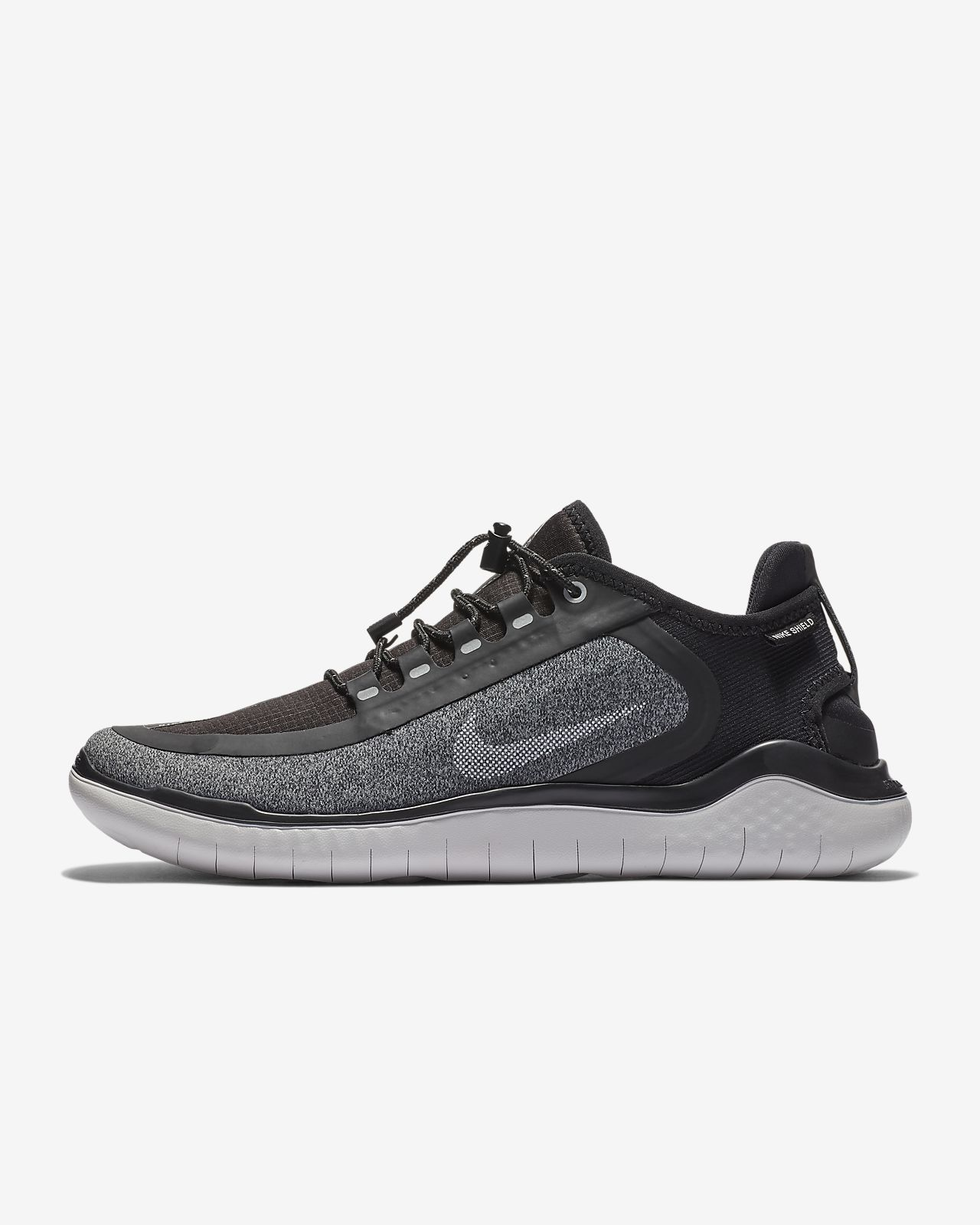 Nike Free RN 2018 Shield Water-Repellent Women s Running Shoe. Nike ... 012dc145b0
