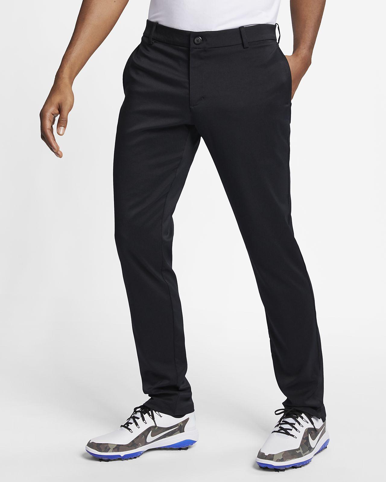 Pánské golfové kalhoty Nike Flex se zeštíhleným střihem
