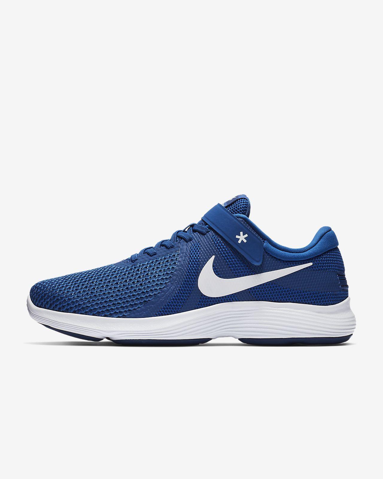 sale retailer 00649 1a802 Men s Running Shoe (Extra-Wide). Nike Revolution 4 FlyEase