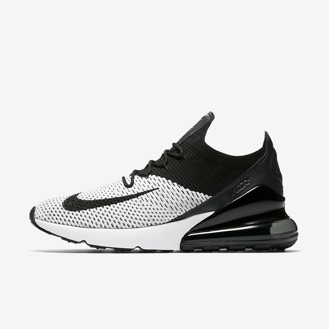 Men S Nike Air Max  Ultra Flyknit Running Shoes Black