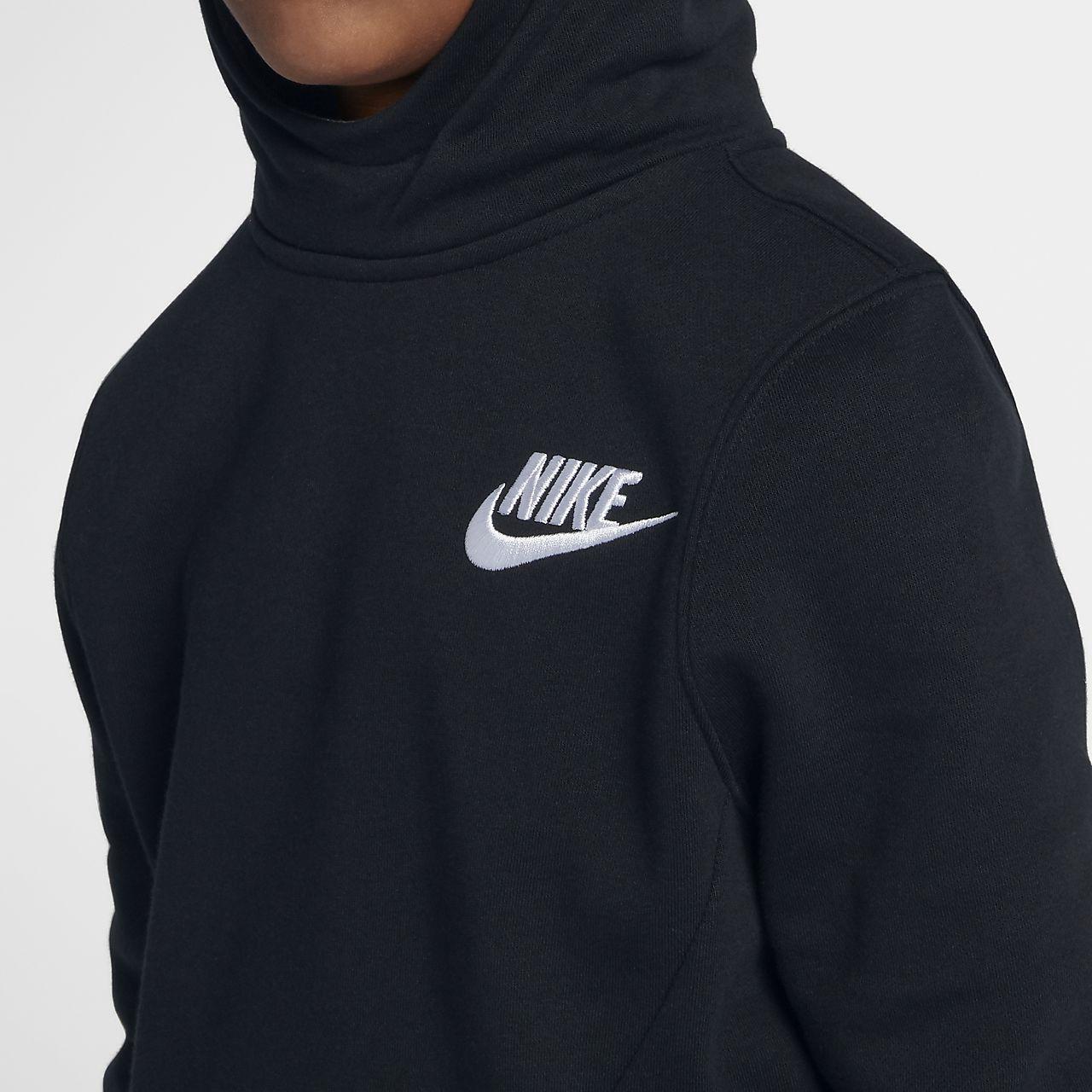 12d4bdd9 Nike Sportswear Big Kids' (Boys') Pullover Hoodie