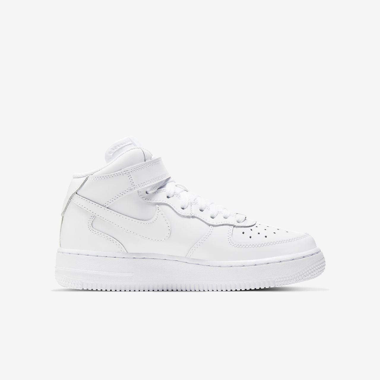 08b3ebc6dde8 Nike Air Force 1 Mid 06 Big Kids  Shoe. Nike.com