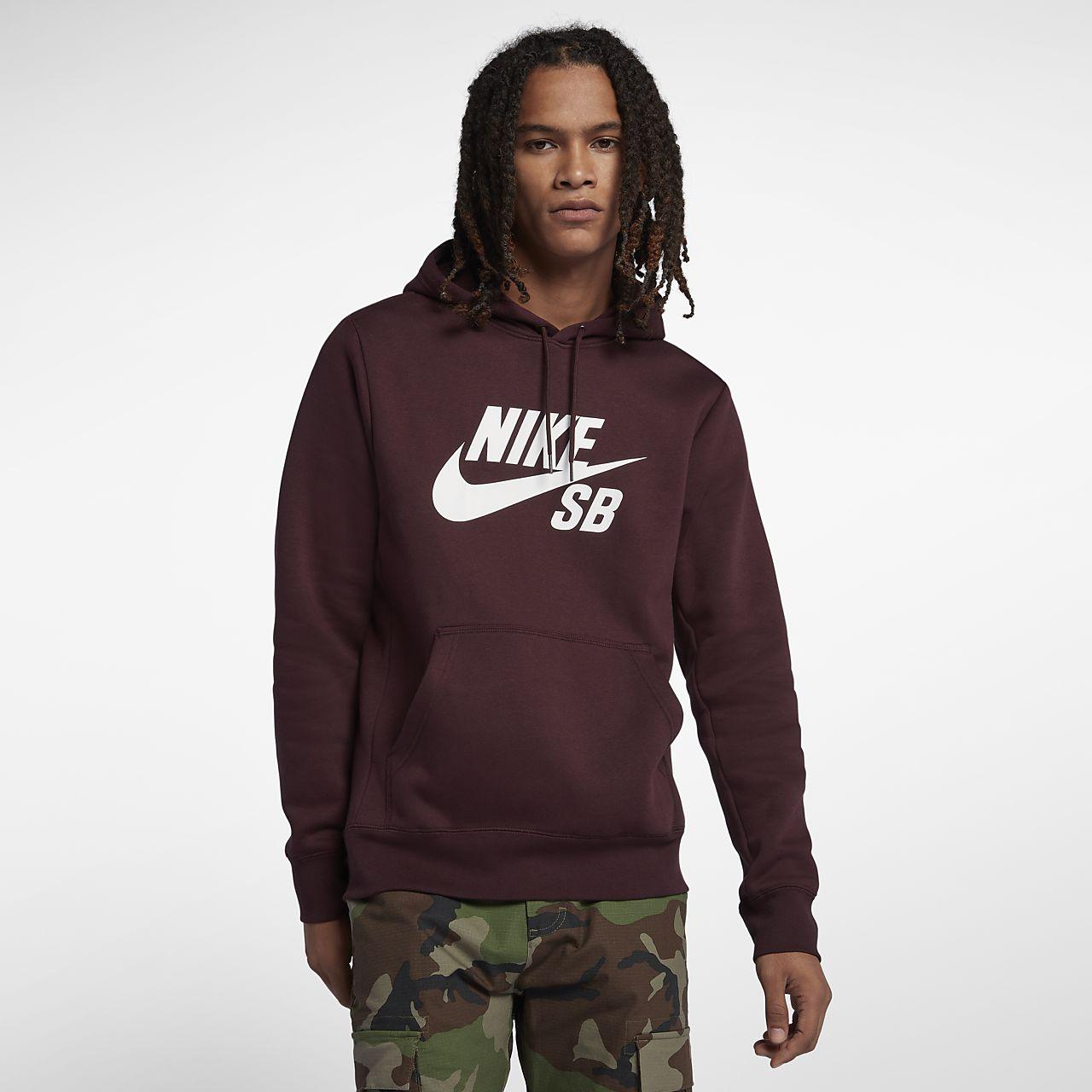 Sweat à capuche de skateboard Nike SB Icon pour Homme. Nike.com BE 428444a8c320