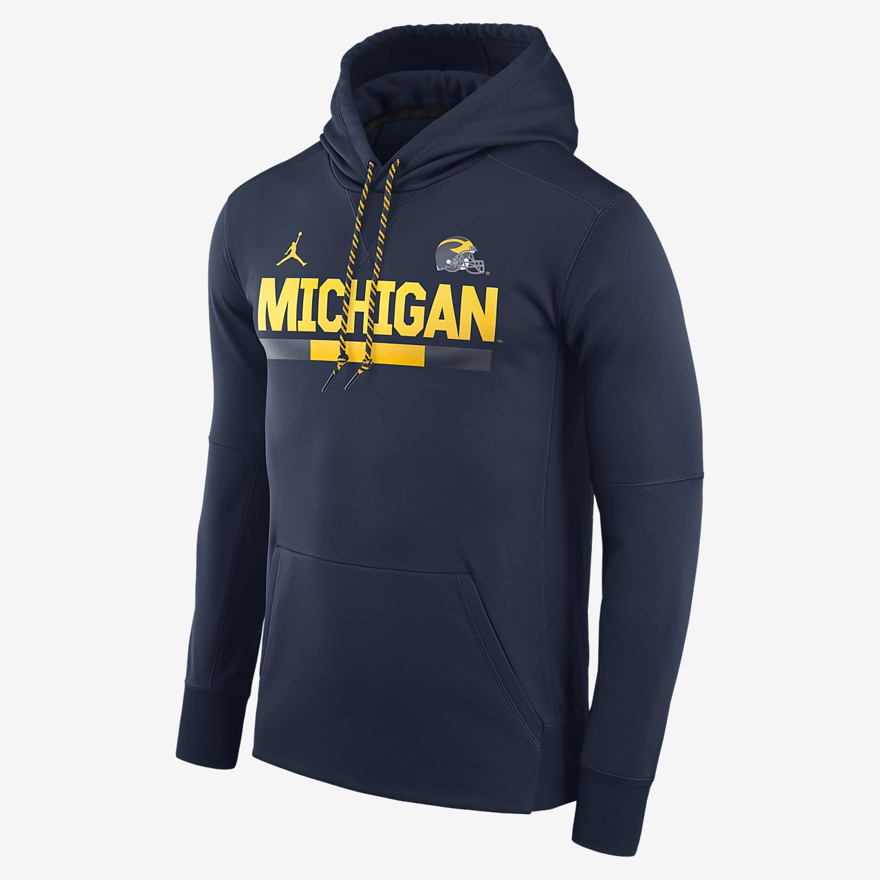 ... Jordan College Therma (Michigan) Men's Hoodie