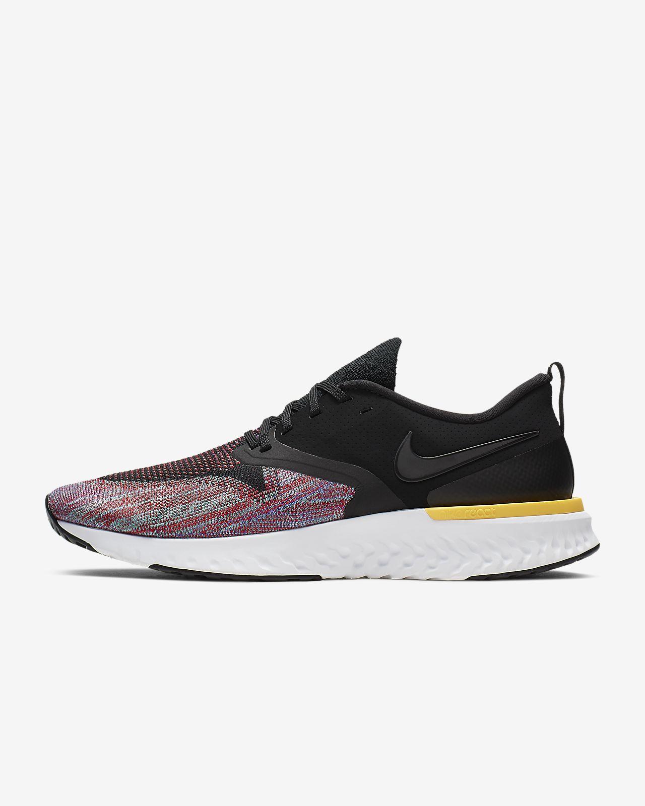 Nike Odyssey React Flyknit 2 Erkek Koşu Ayakkabısı