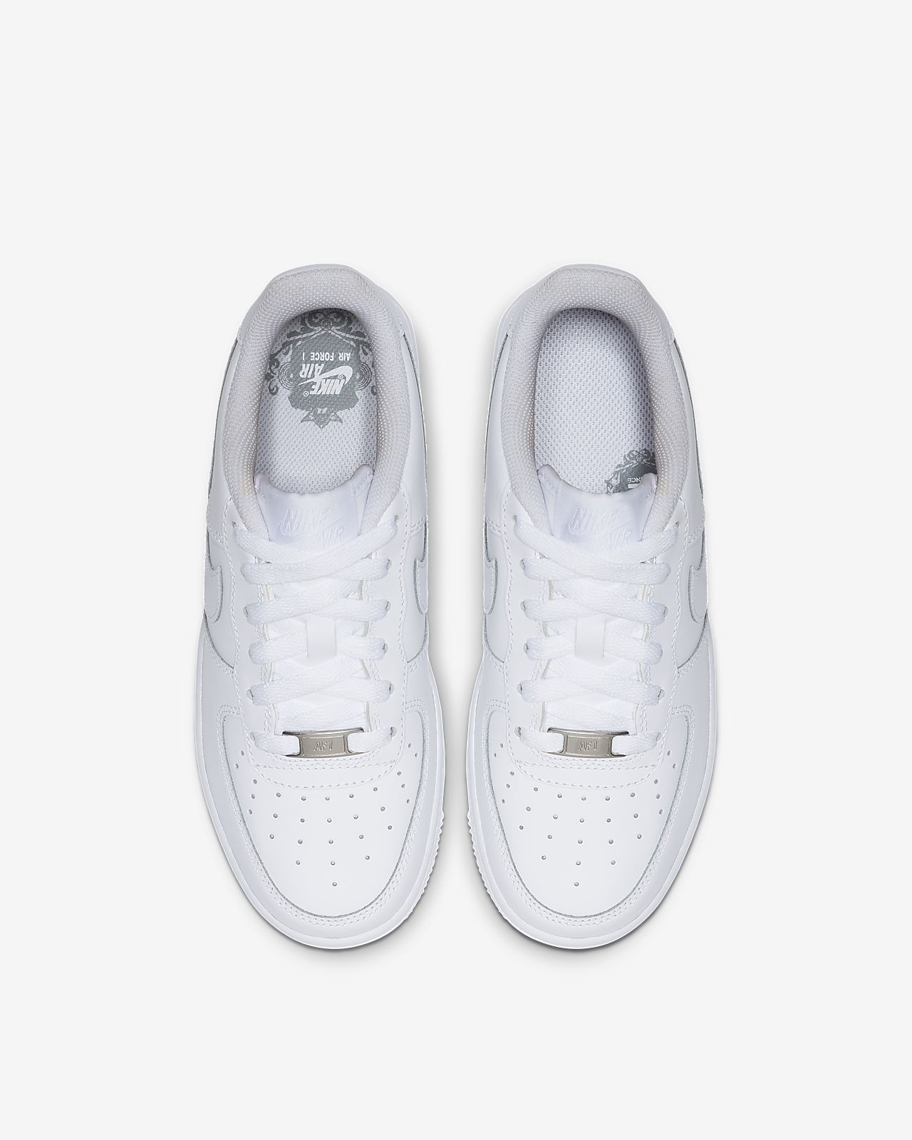 best cheap 20237 5c38b ... Nike Air Force 1 Big Kids  Shoe