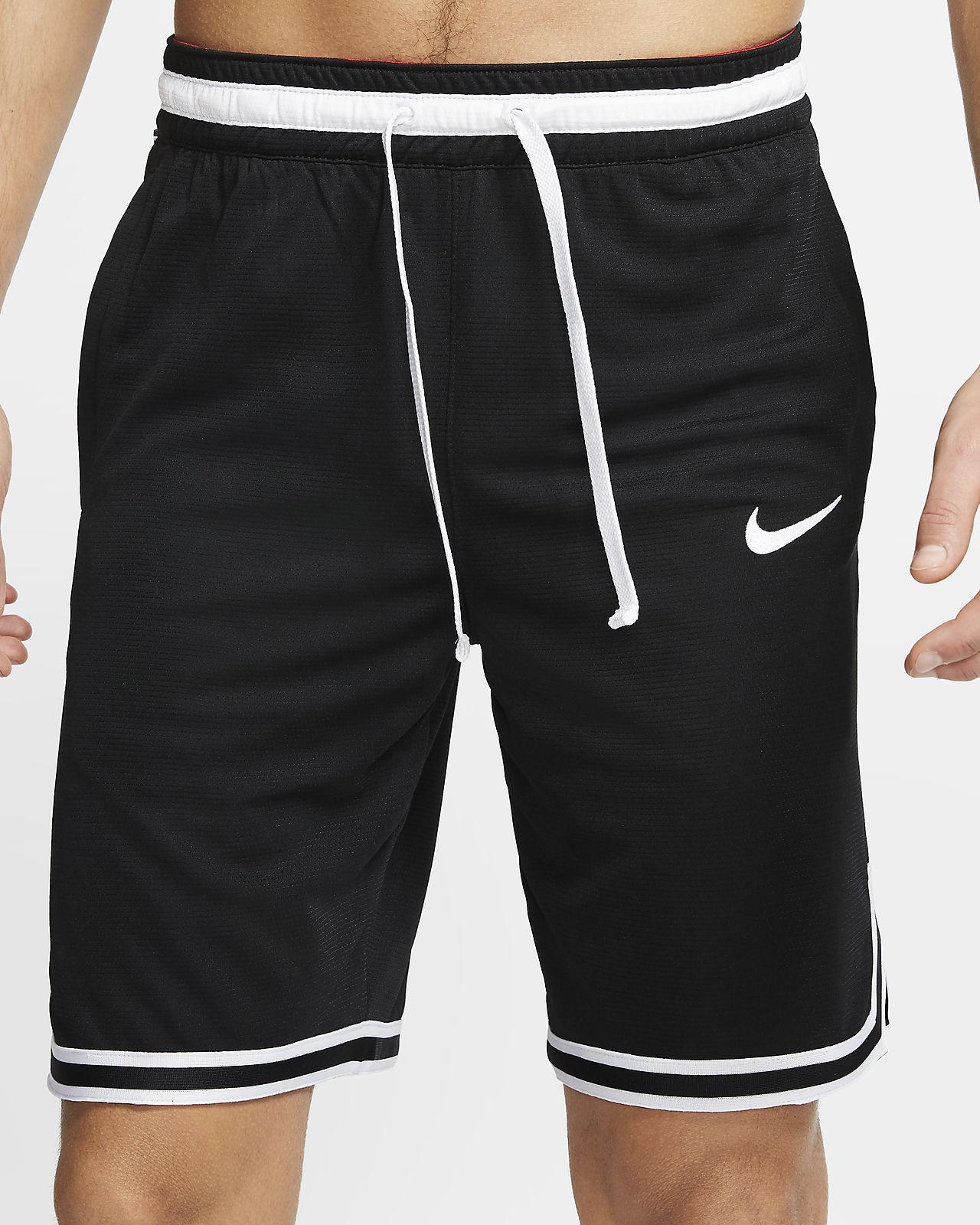 Hombre Nike Básquetbol Shorts Para Dna Fit Dri De vN0P8Oymnw