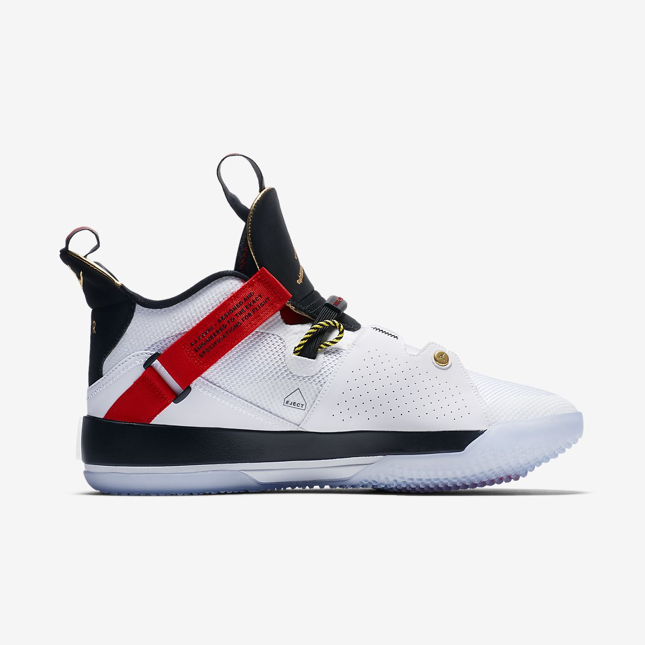bb602a46eff190 Air Jordan XXXIII PF Basketball Shoe. Nike.com IN