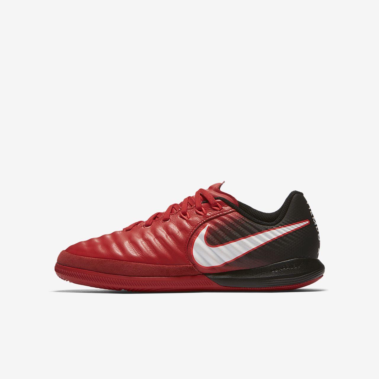 2f000651001d nike jr. tiempox proximo ii older kids indoor court football shoe