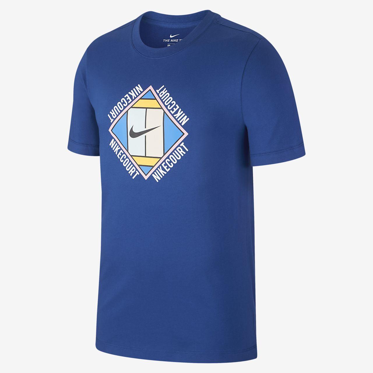 NikeCourt Men's Graphic Tennis T-Shirt