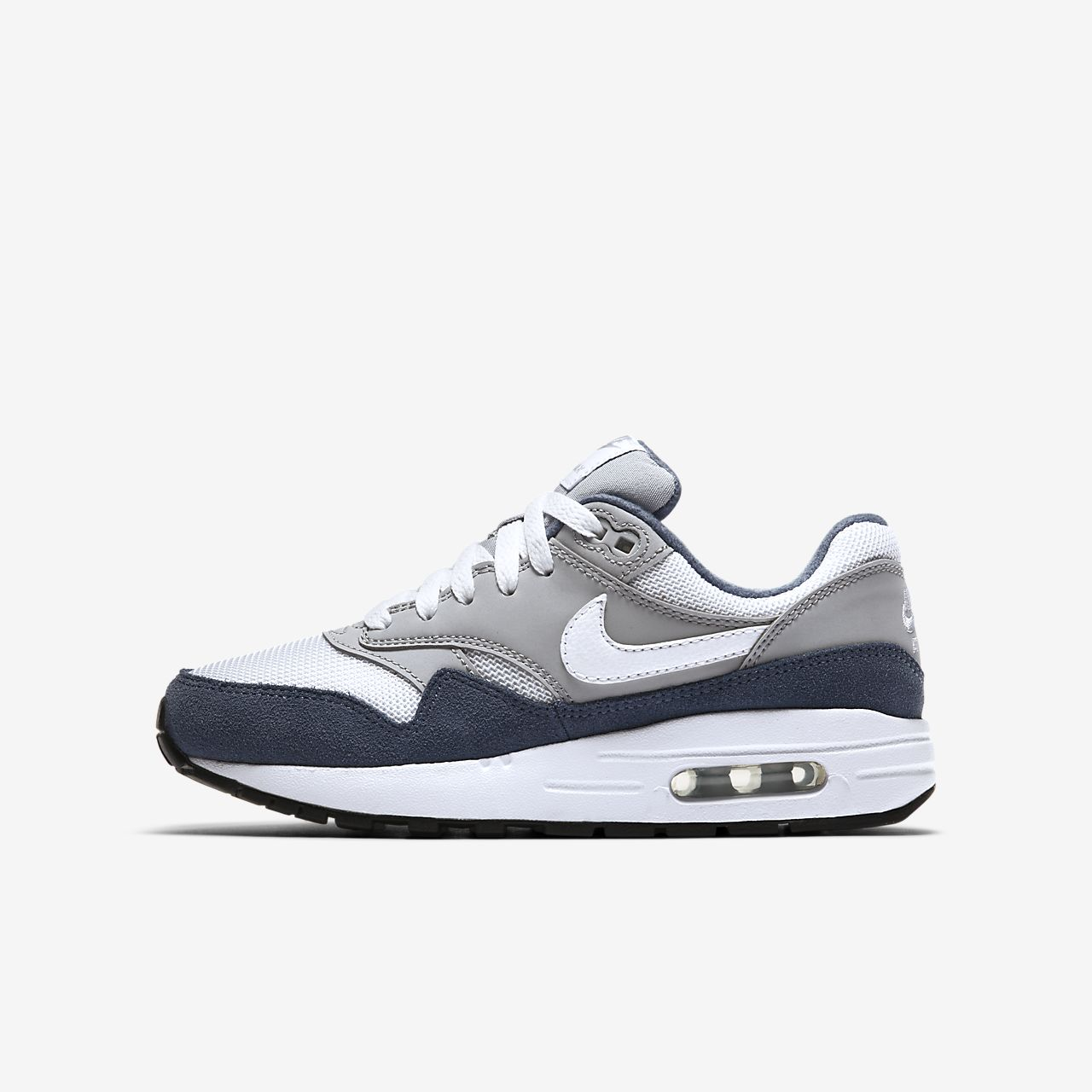 new style 42601 8722a Nike Air Max 1 Older Kids  Shoe. Nike.com GB
