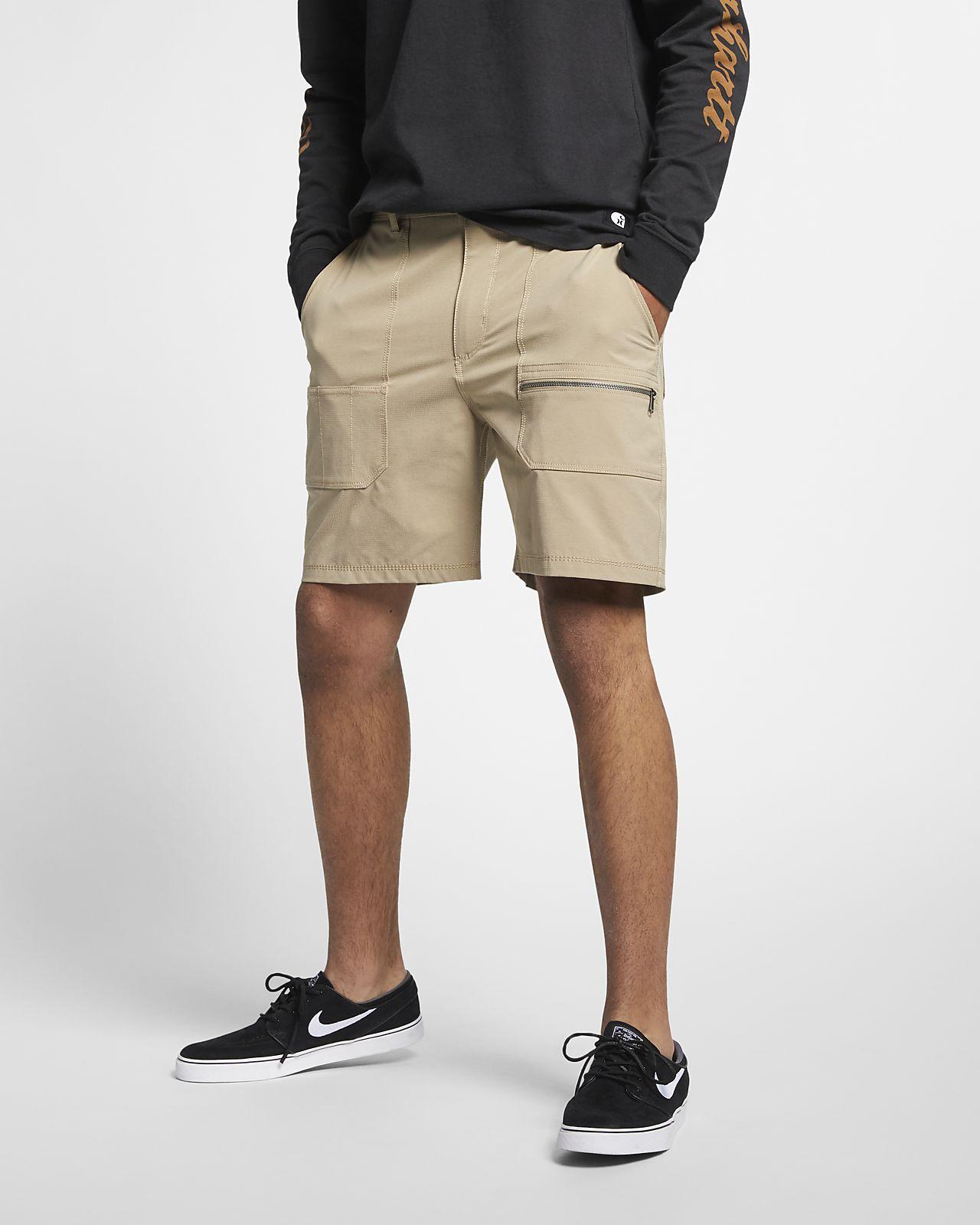 "Hurley x Carhartt  Men's 19"" Work Shorts"