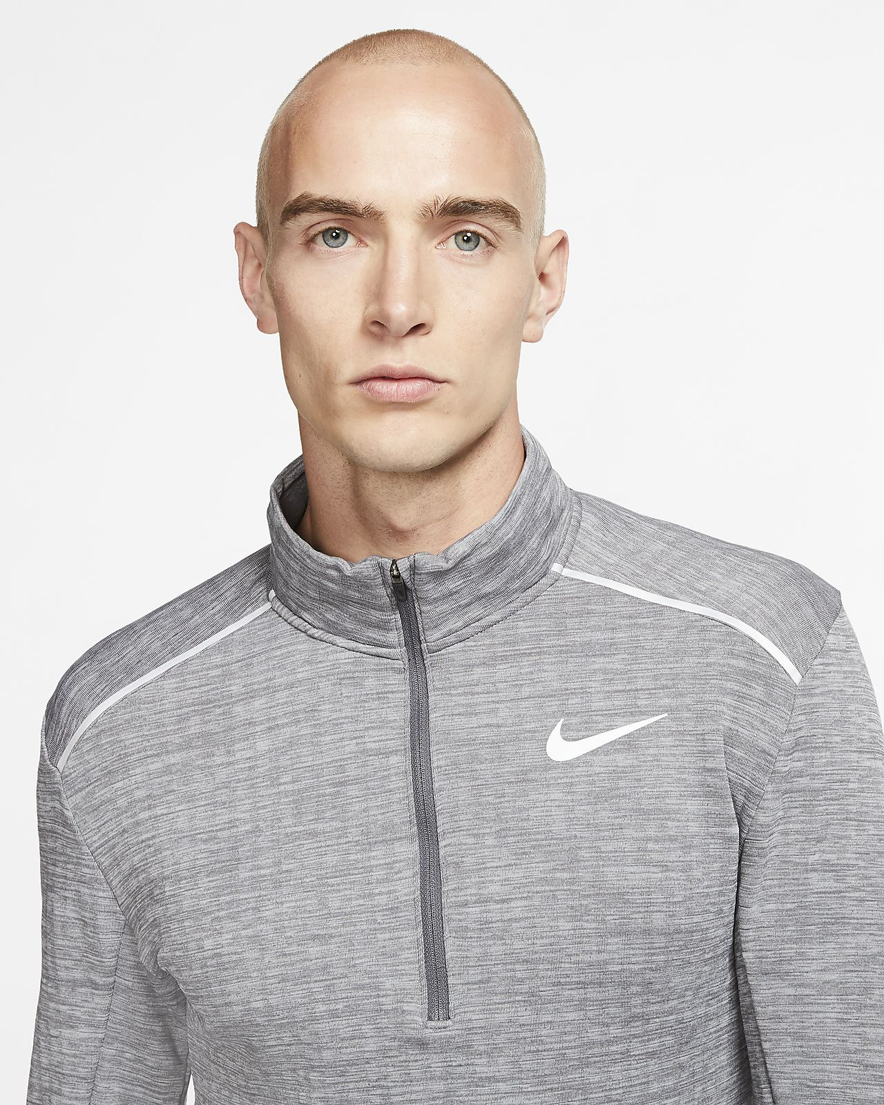 Nike Therma Sphere Element Half Zip 3.0 M Szara | BV4713 069