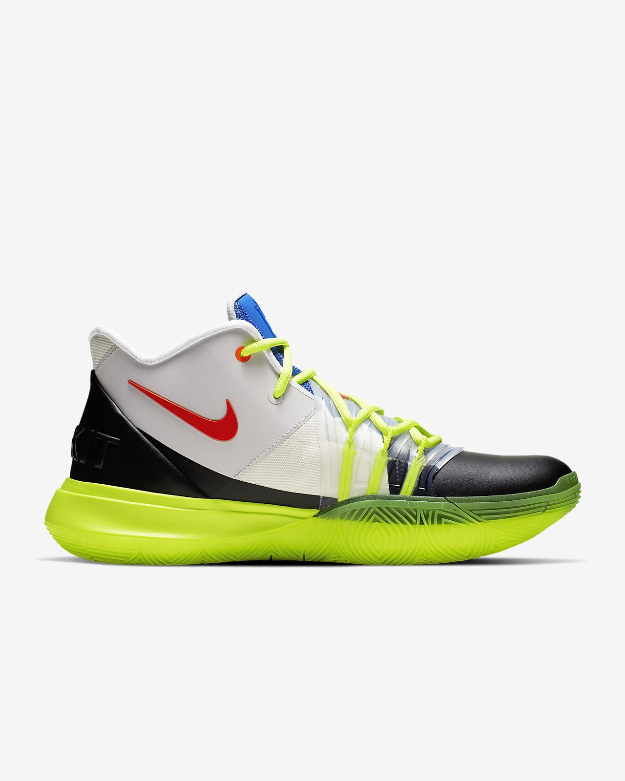 9aadf6fcb45 Kyrie 5 x ROKIT All Star Basketball Shoe. Nike.com ID