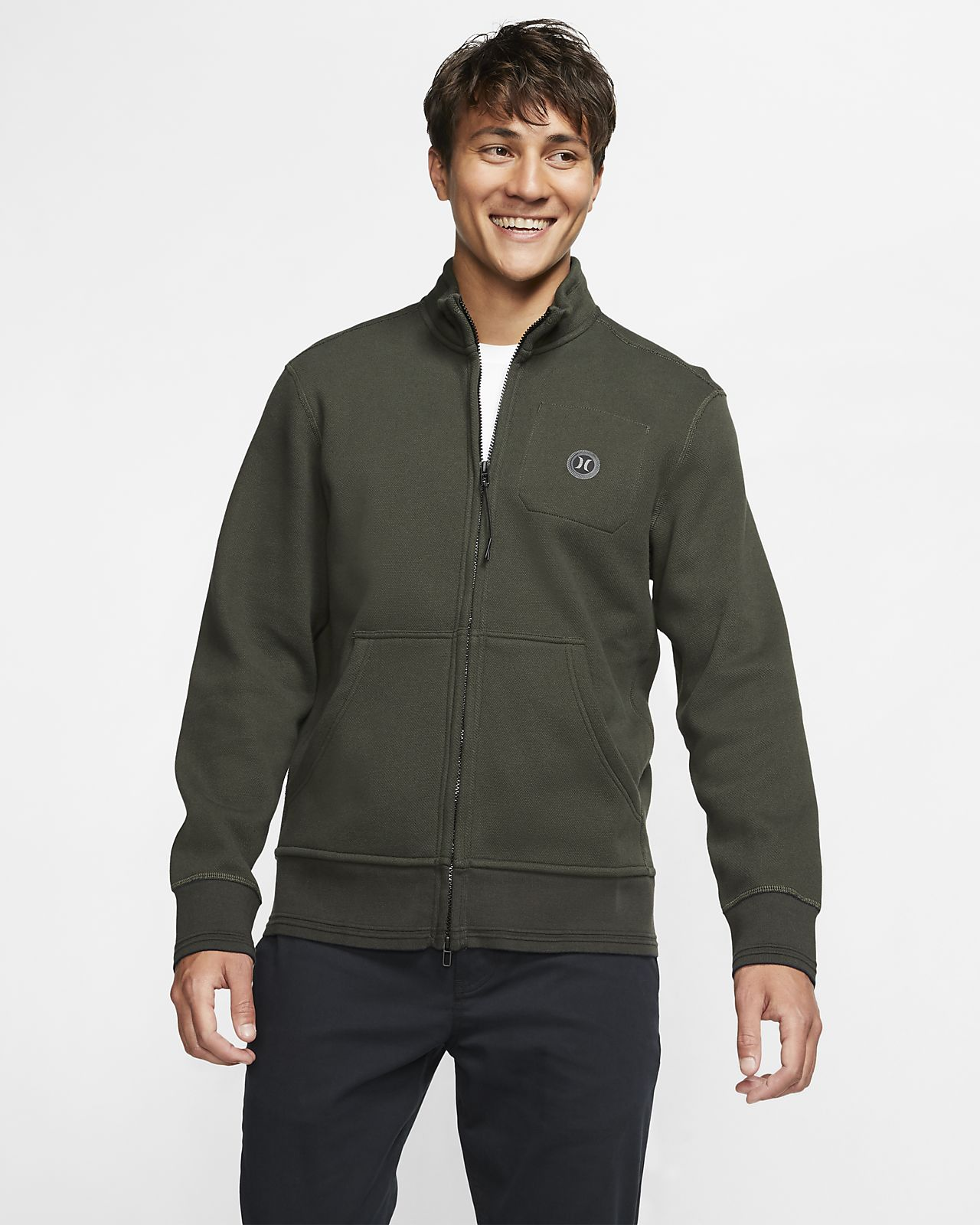 Hurley Endure Therma Men's Track Fleece