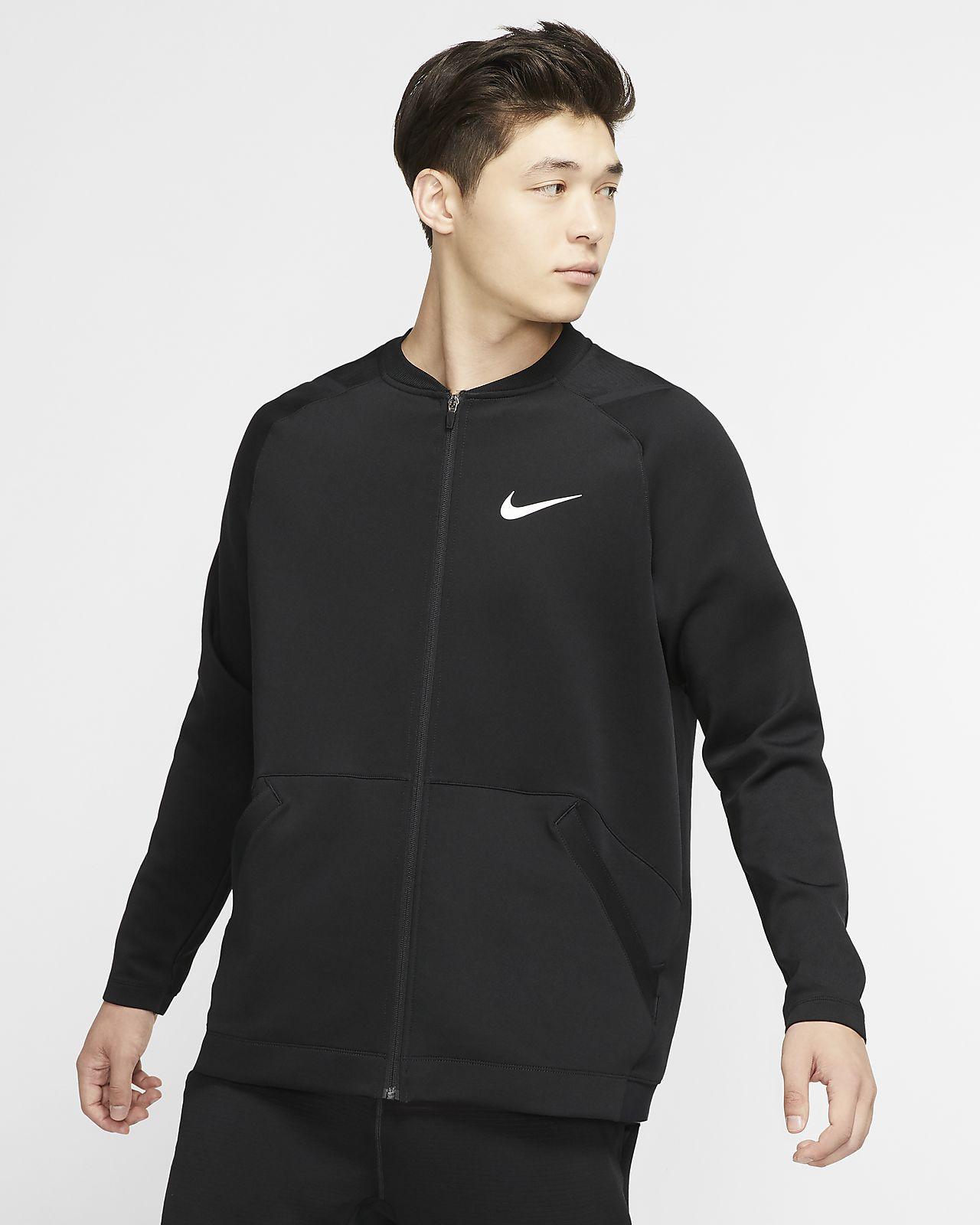 Nike Pro Jaqueta - Home