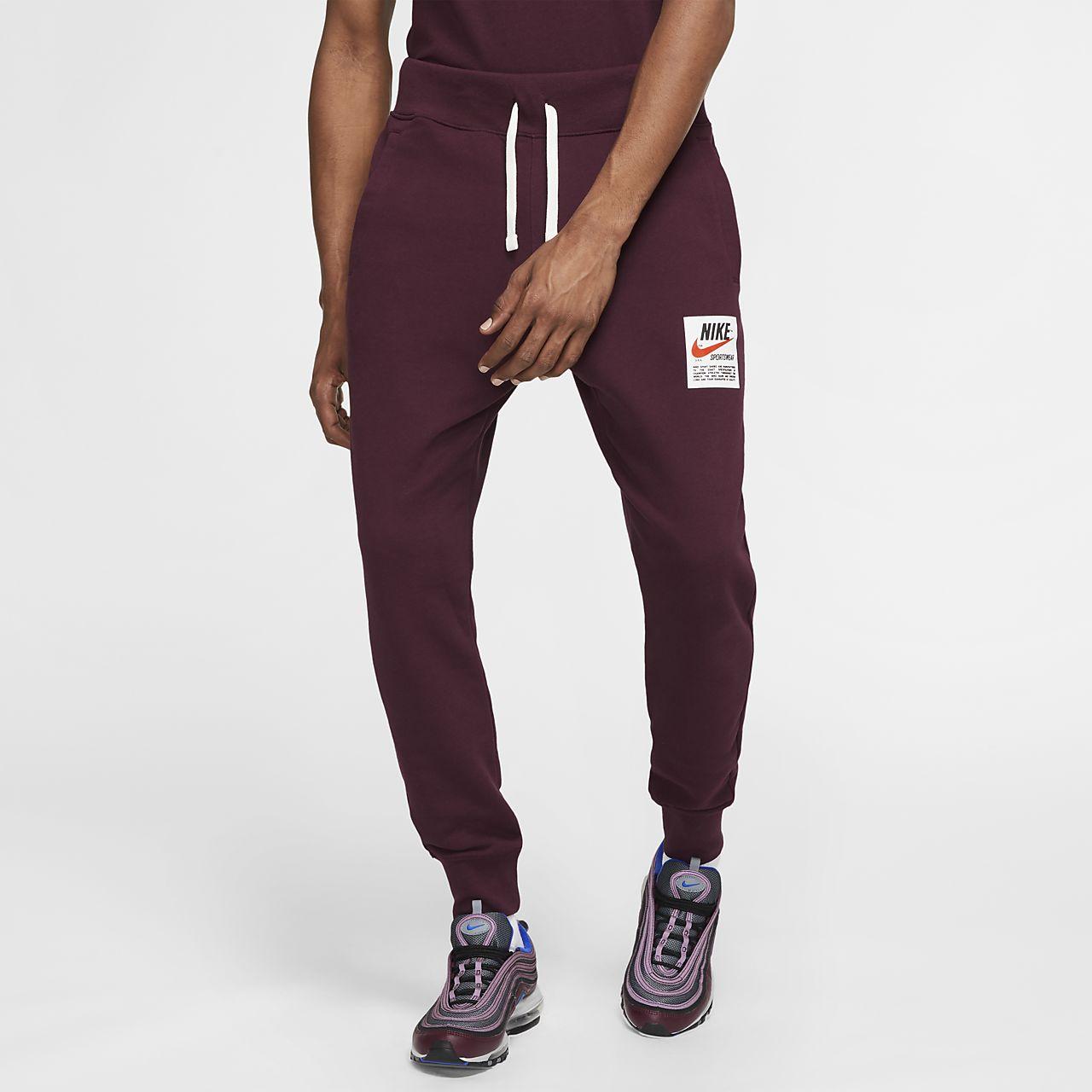 Sportswear Pantalon Nike De Imprimé Club Jogging Homme Pour 1clFJK