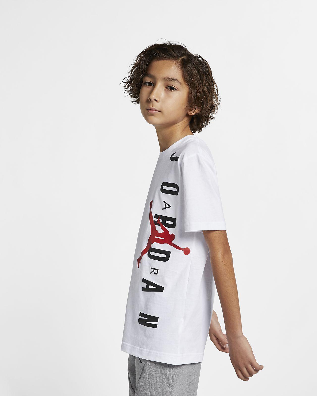 96b08be408528f Jordan Jumpman Air Older Kids  (Boys ) T-Shirt. Nike.com GB