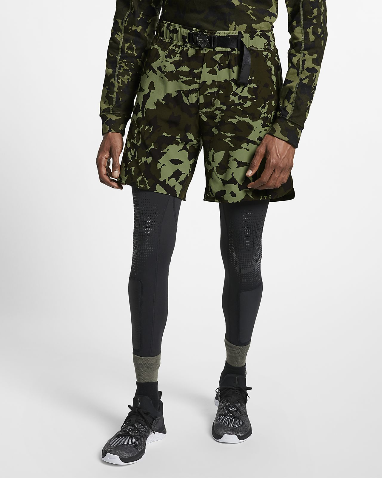 Nike x MMW Men's 2-in-1 Shorts