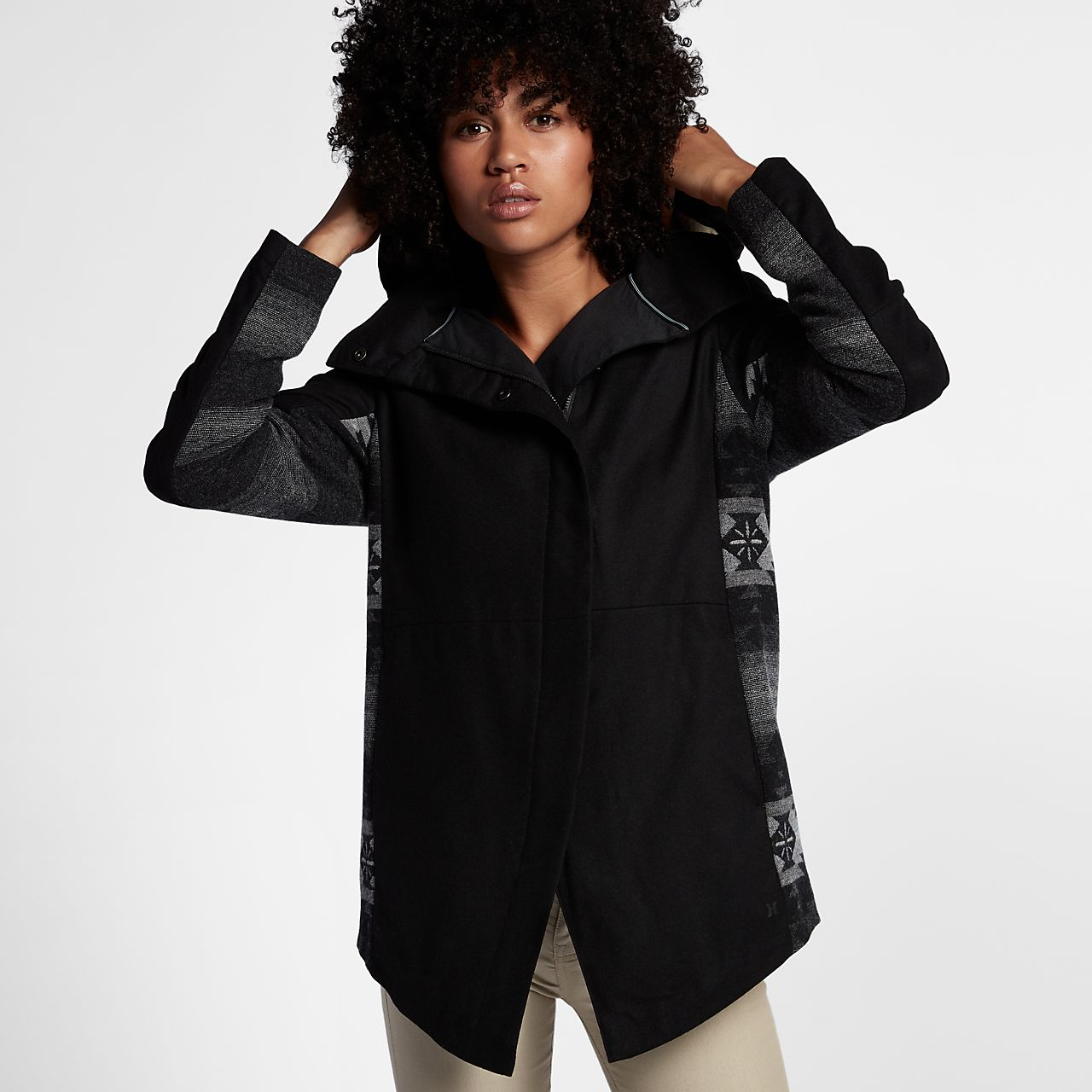 Low Resolution Hurley Winchester Pendleton Women's Jacket Hurley Winchester  Pendleton Women's Jacket
