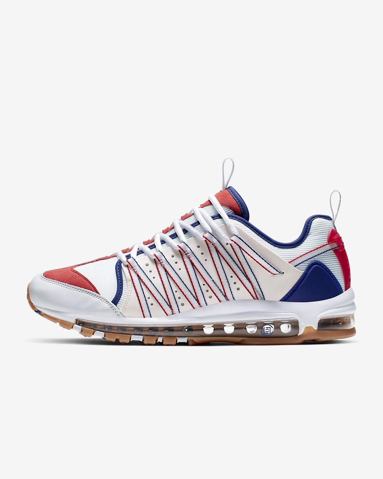 Nike Air Max 97 / Haven / Clot 男子运动鞋
