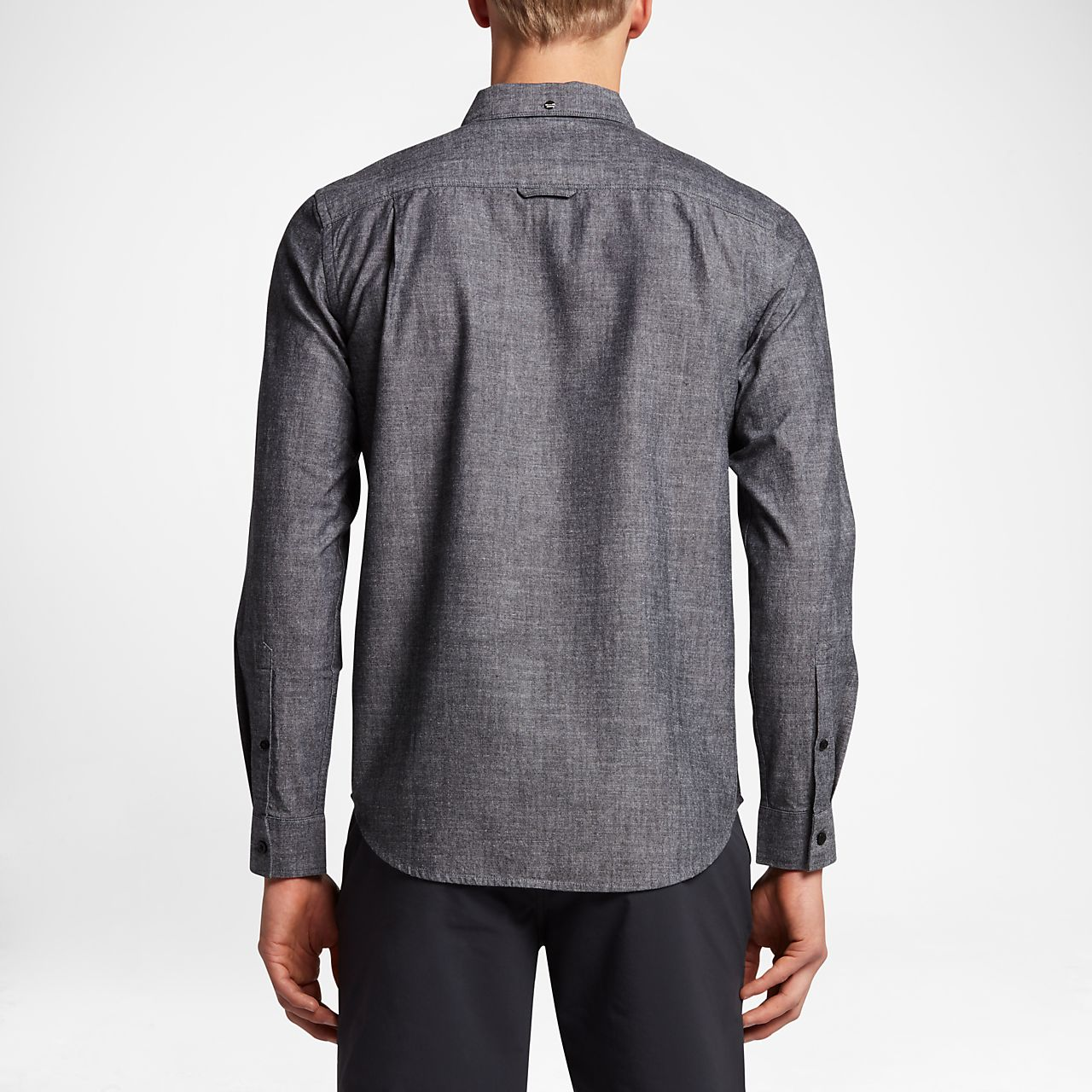 ... Hurley One and Only 3.0 Men's Long Sleeve Shirt