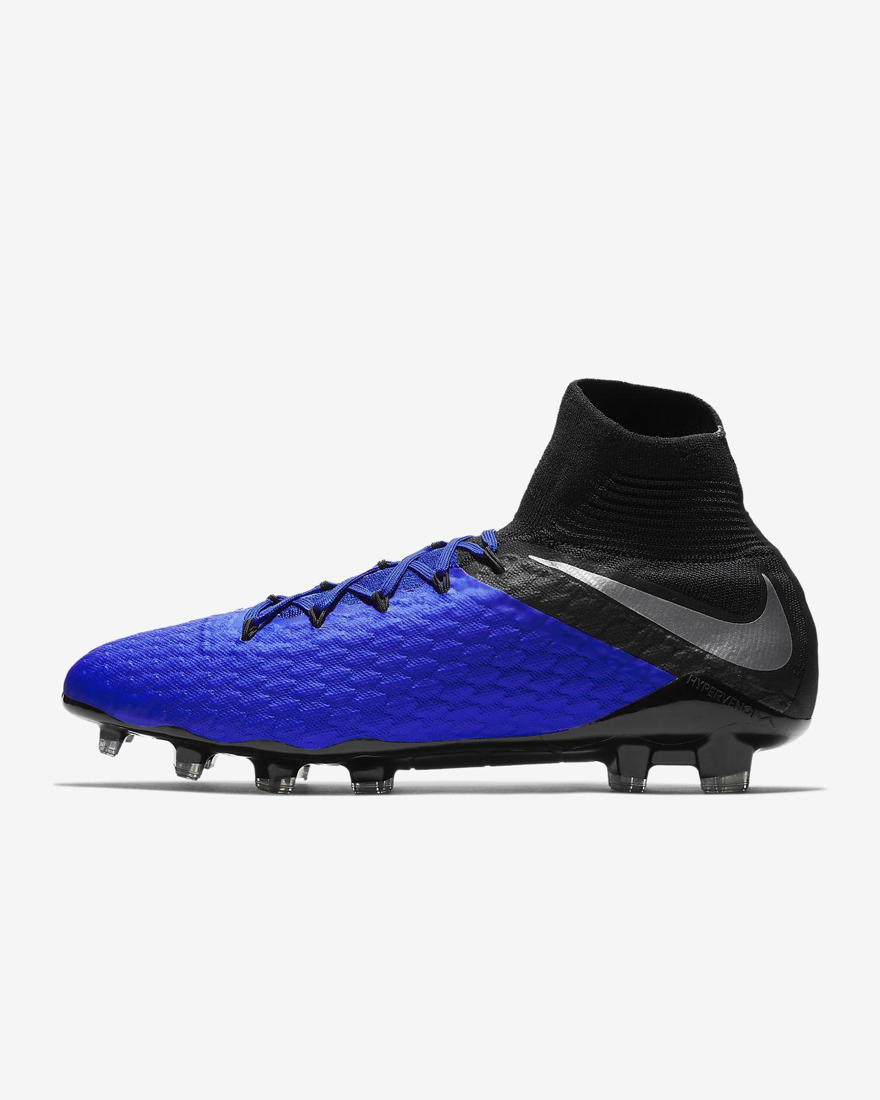 Nike Hypervenom III Pro Dynamic Fit Firm-Ground Soccer Cleat
