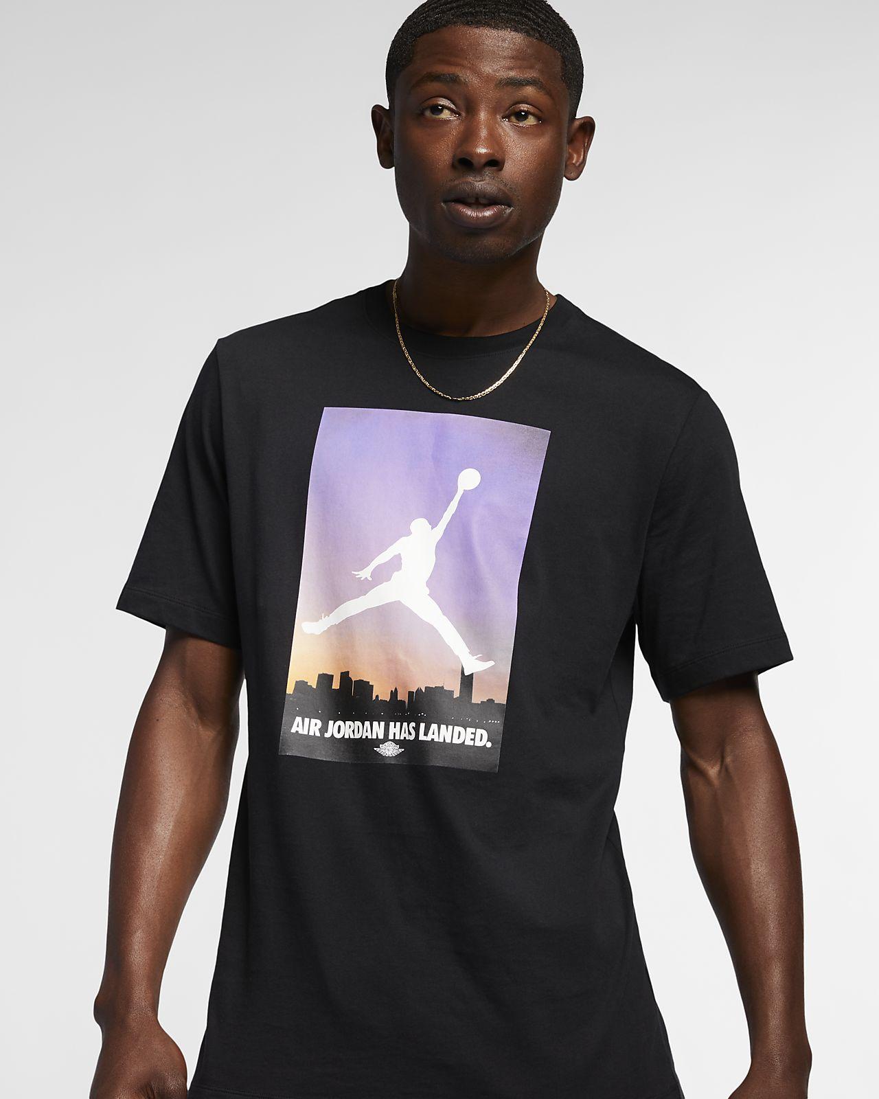 a4667fe54ca6 Air Jordan 23 Men s T-Shirt. Nike.com