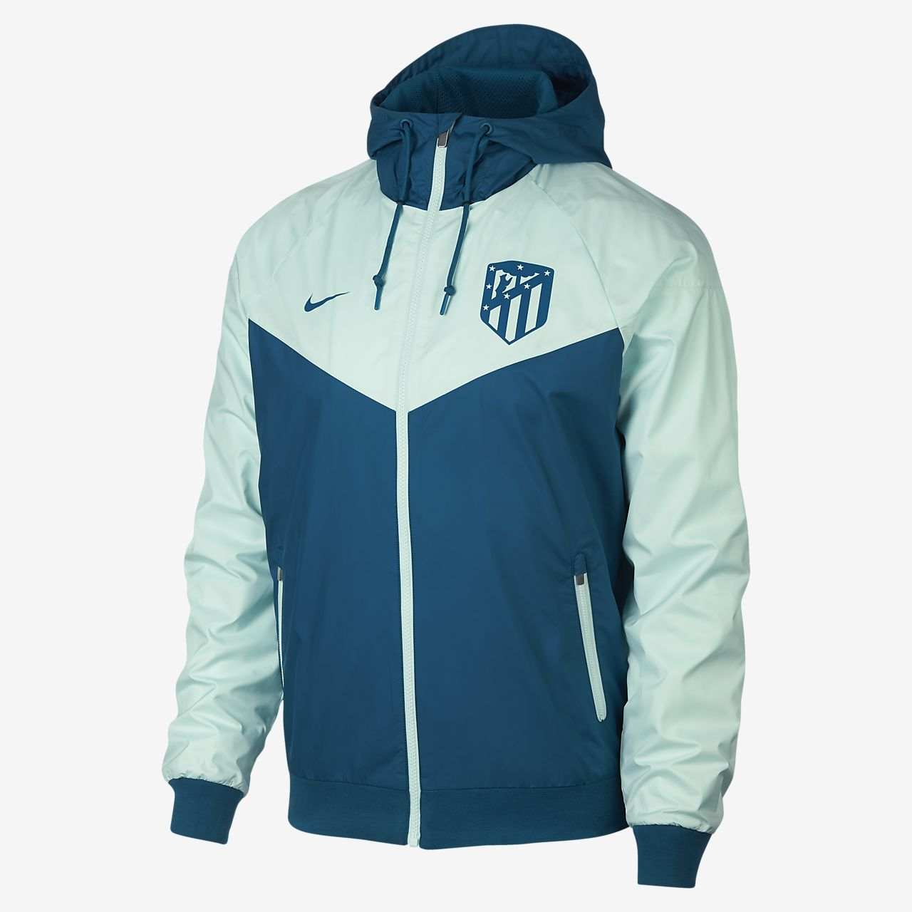Giacca Atletico de Madrid Windrunner - Uomo. Nike.com CH aa3903d3a1d48