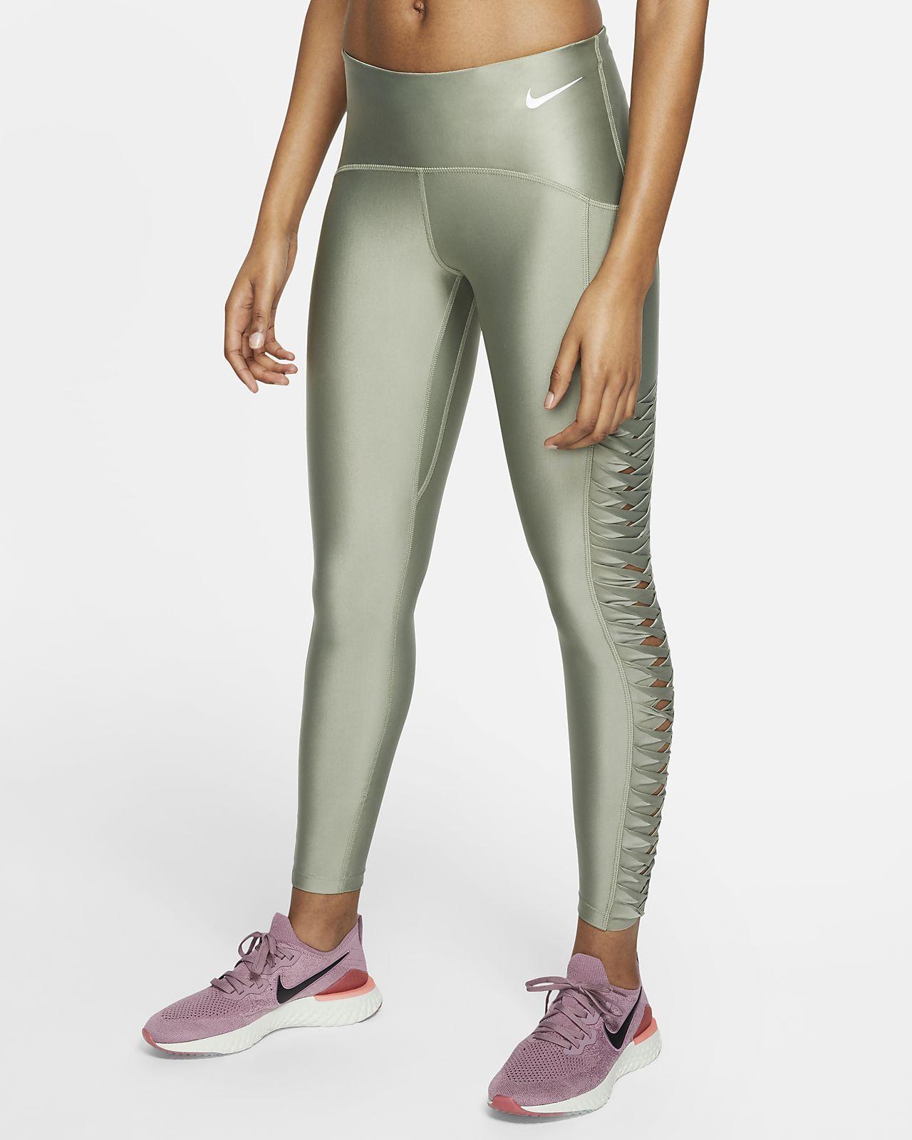 Löpartights Nike Speed i 7/8-längd för kvinnor