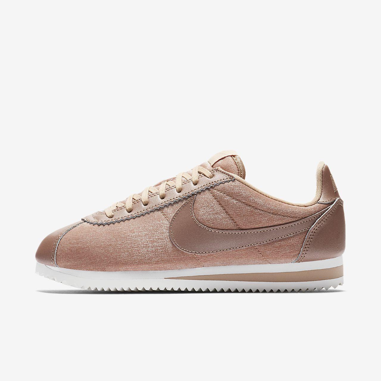 ... Nike Classic Cortez Premium Zapatillas - Mujer