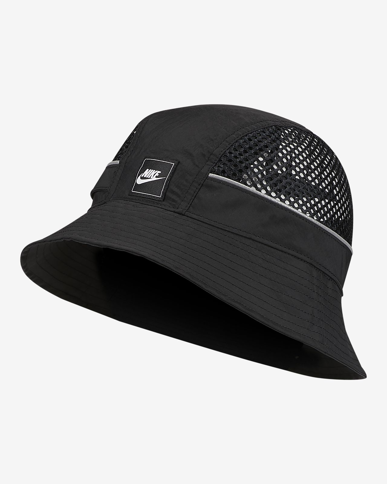 726eb9d2b42 Nike Sportswear Mesh Bucket Hat. Nike.com NL